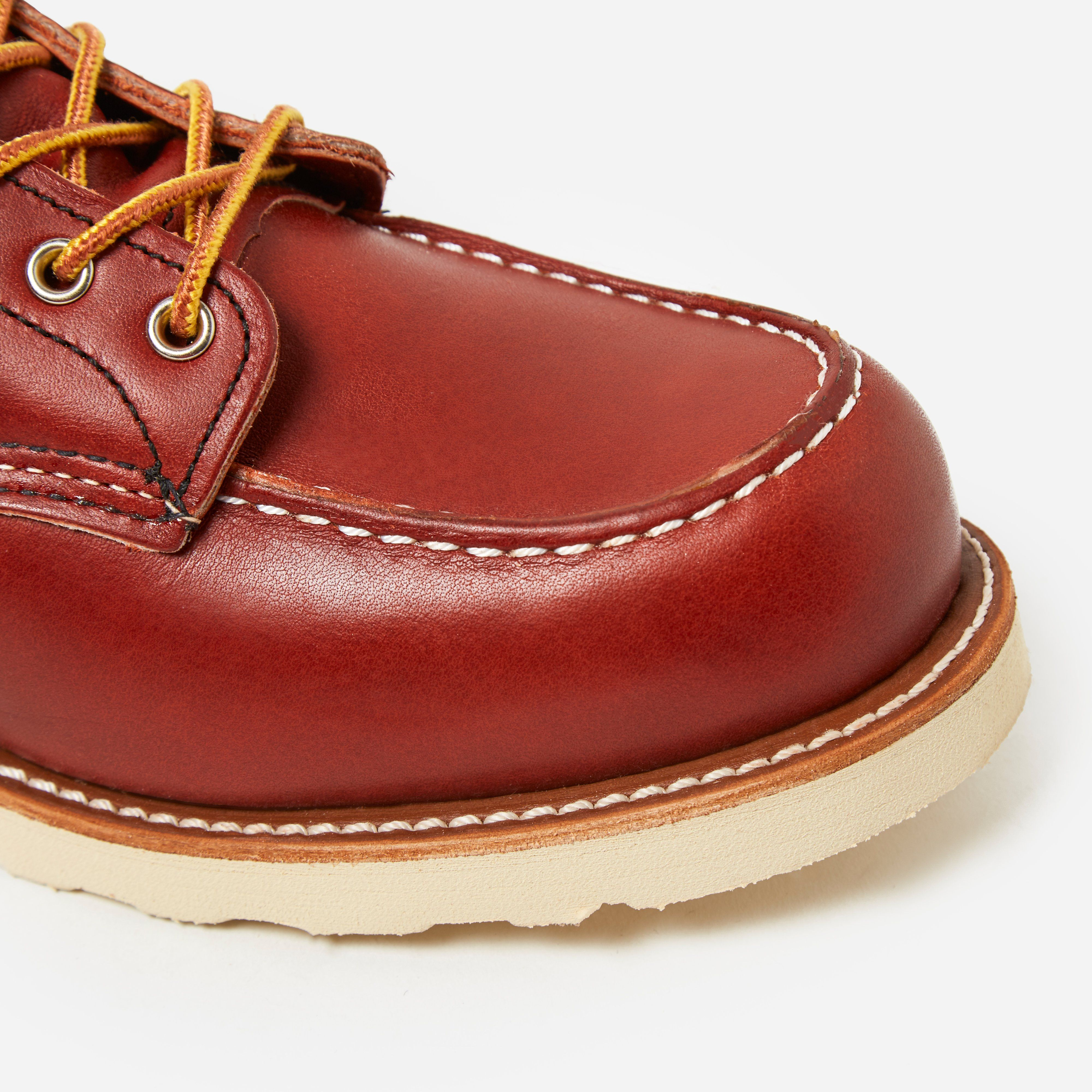 "Red Wing 08131 6"" Moc Toe Boot"