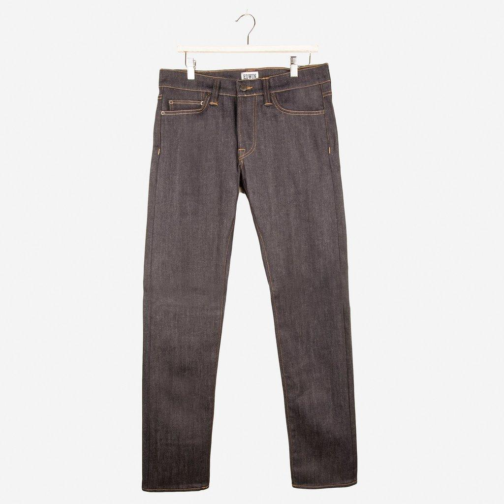 Edwin ED-75 Mid Rise CS Denim Jeans 11oz Unwashed