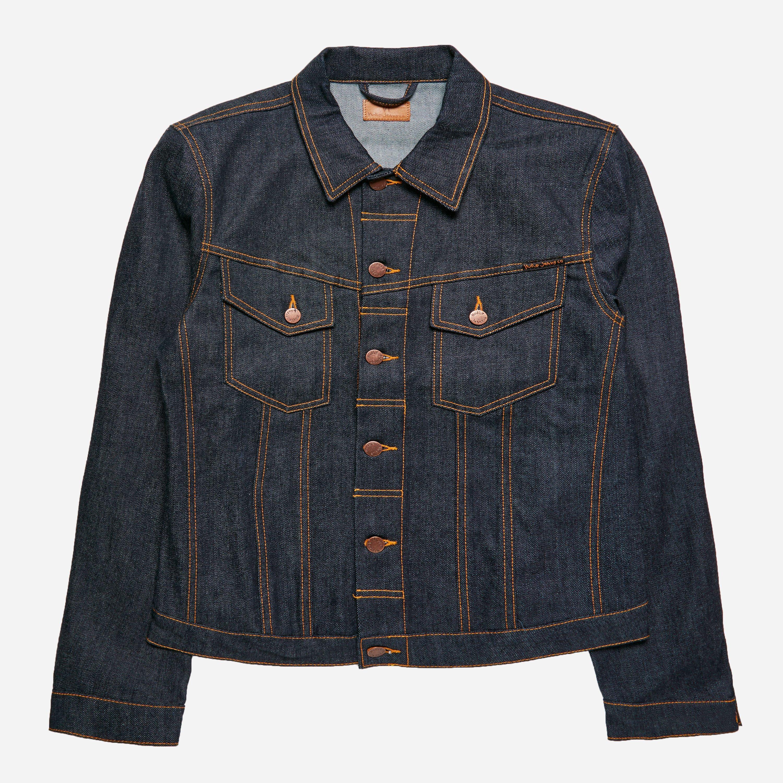 Nudie Jeans Perry Organic Dry Comfort Denim Jacket