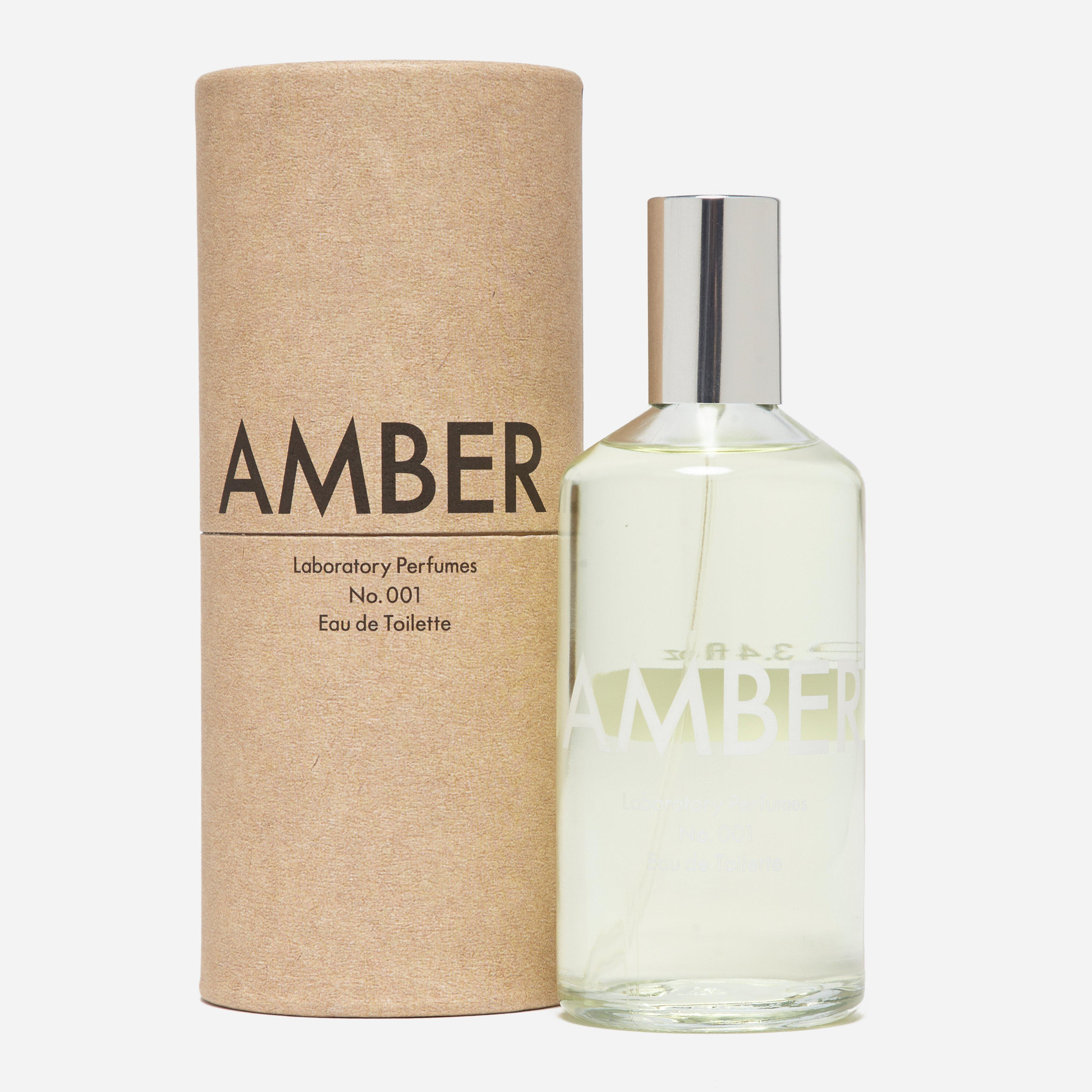 Laboratory Perfumes Amber Fragrance
