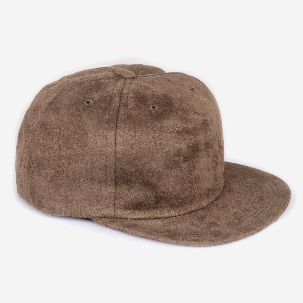 Norse Projects Fake Suede Trucker Cap