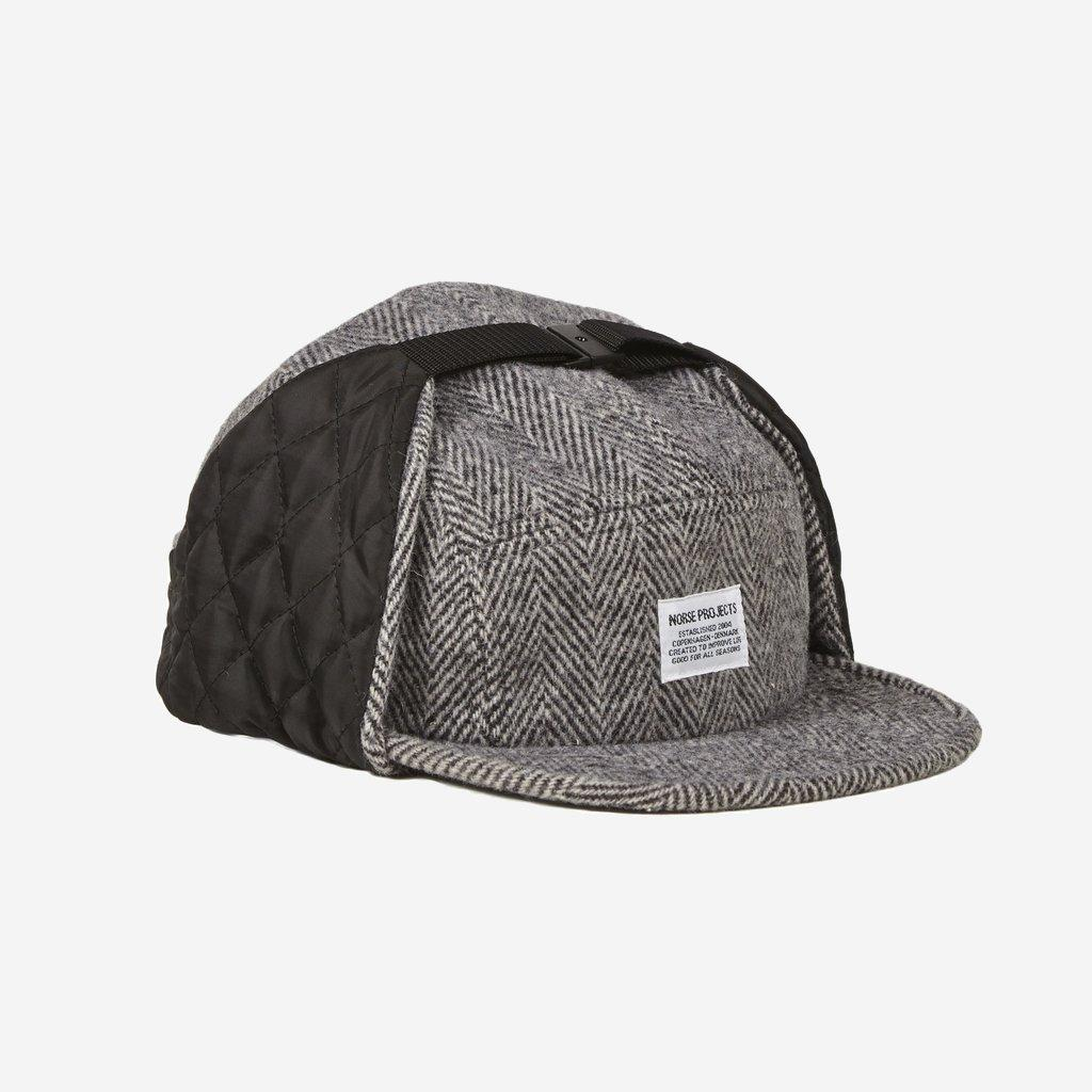 Norse Projects Insulated Tweed Cap