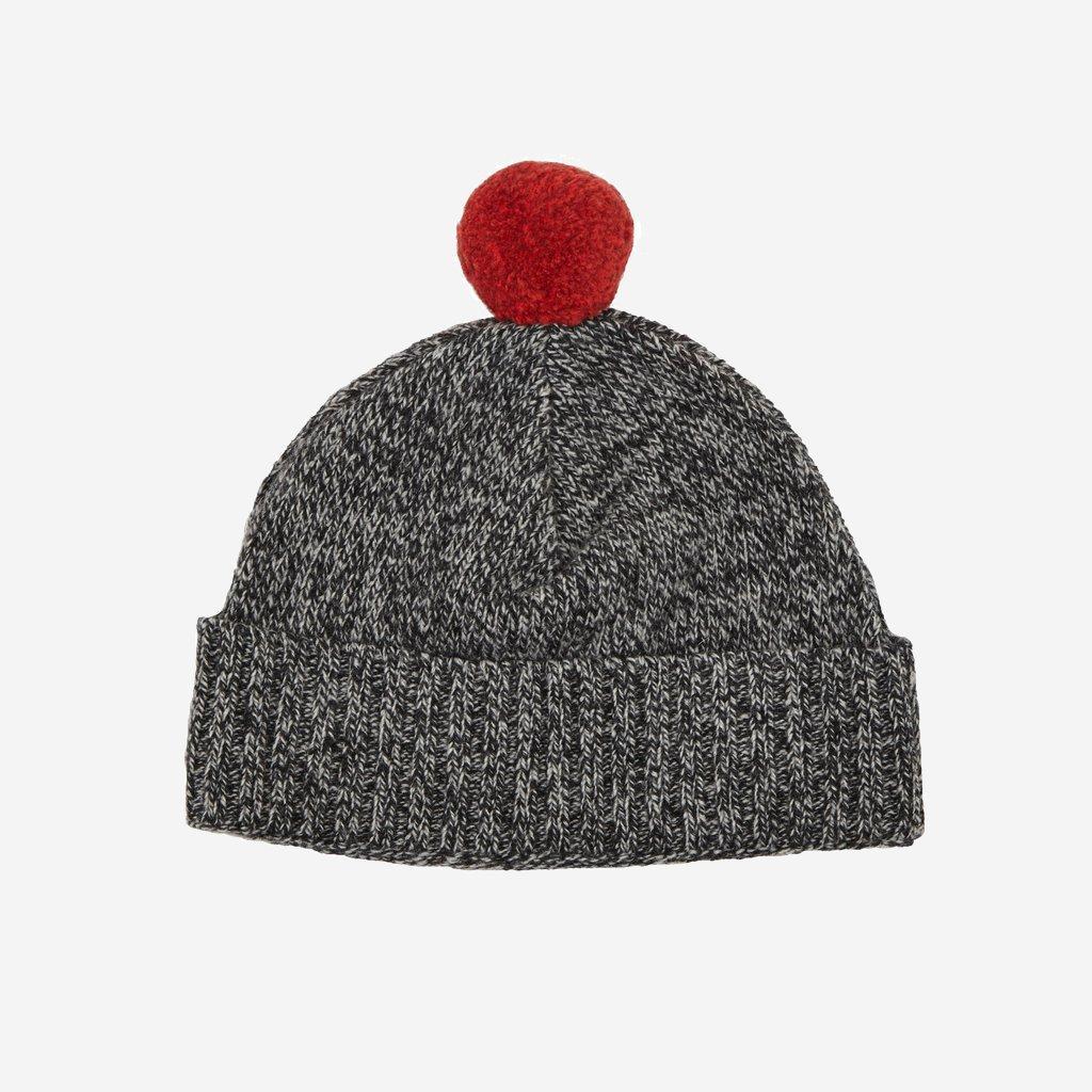 Oliver Spencer Blended Hat Charcoal Grey