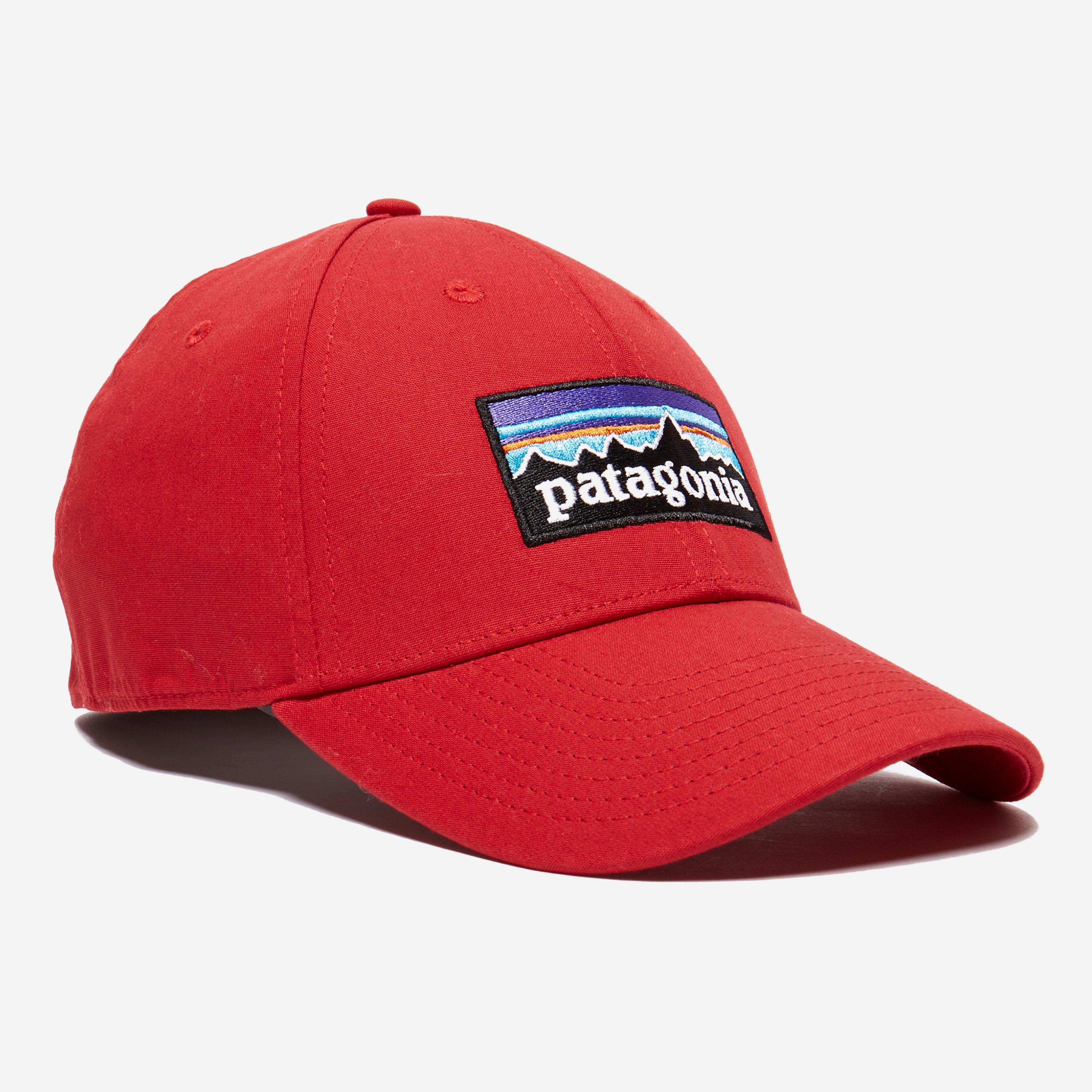 Patagonia P6 Logo Stretch Fit Hat