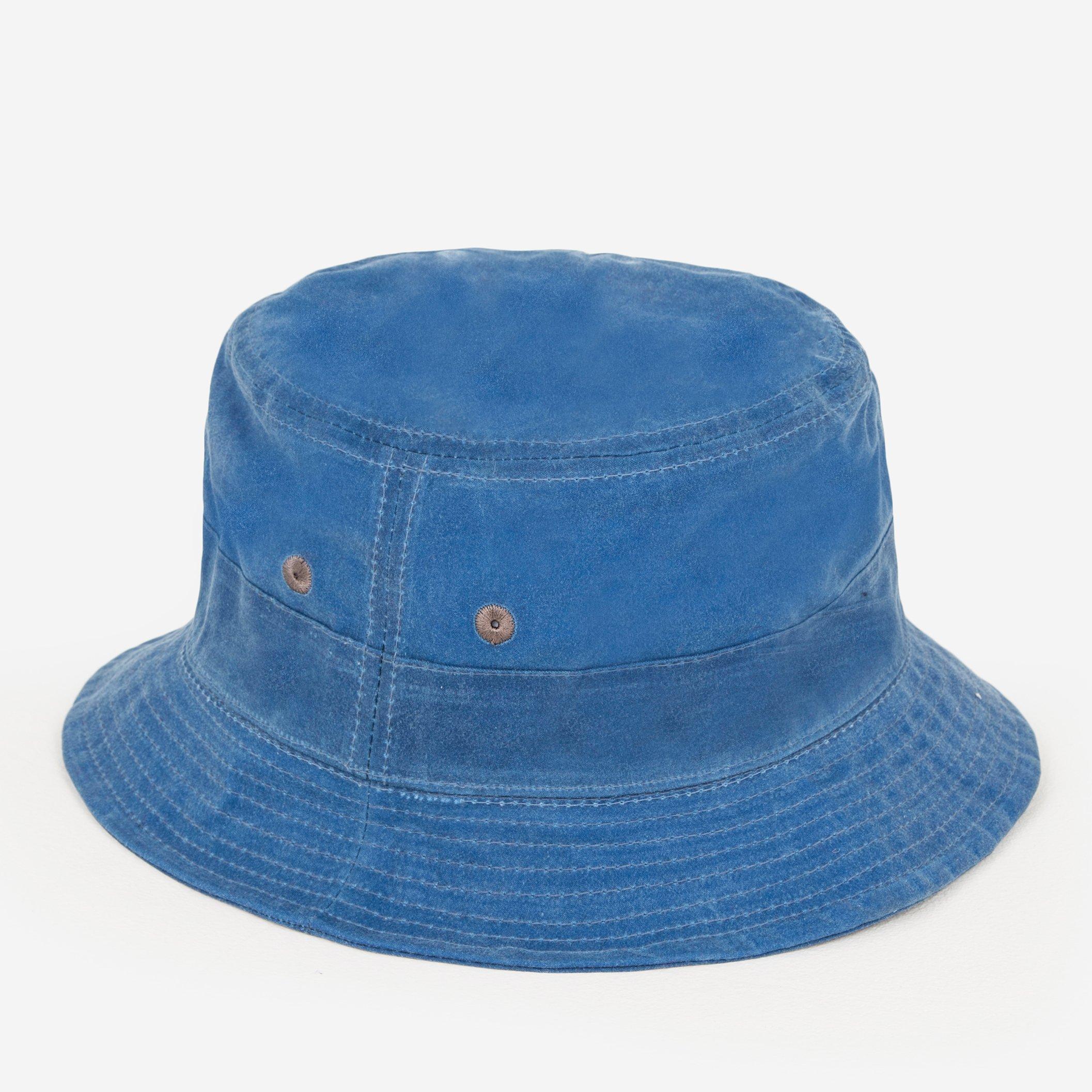 Universal Works Wax Cotton Bucket Hat