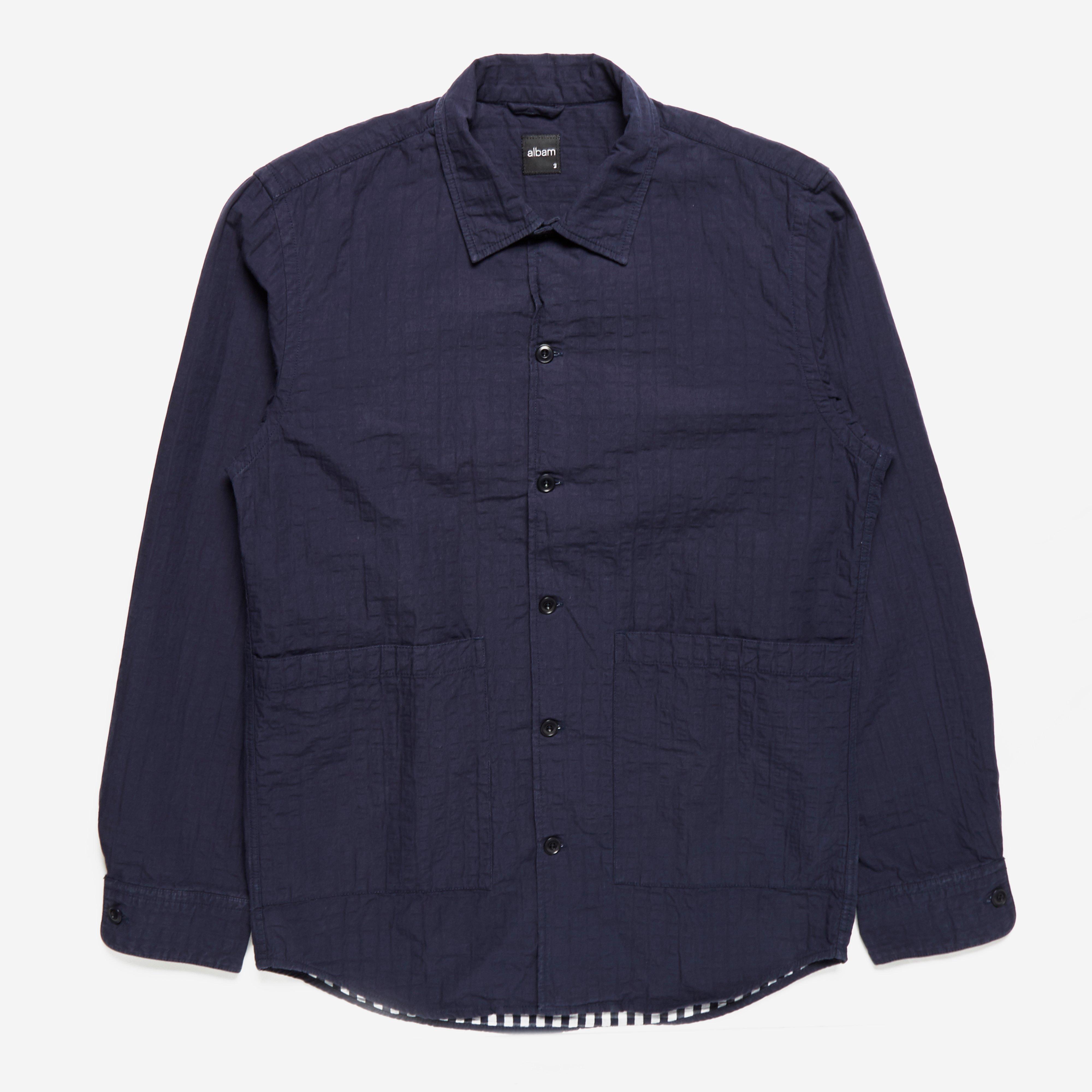 Albam Seersucker Summer Jacket