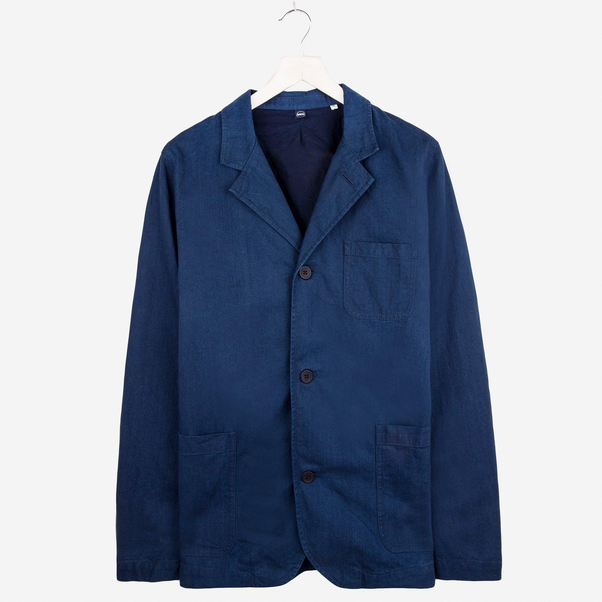 Edwin Prime Jacket Sluby Canvas