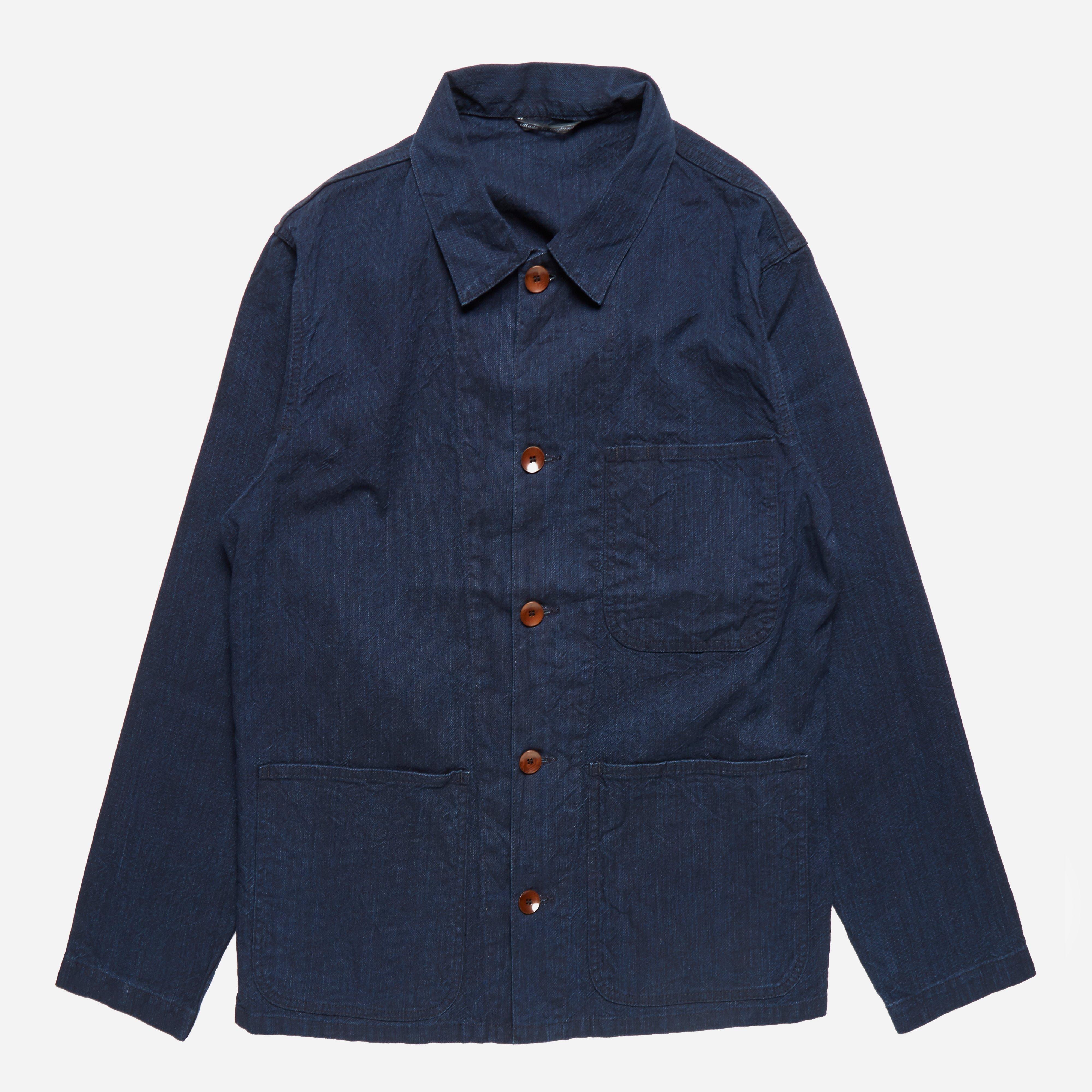 Hawksmill Denim Co. USN Jacket Kimono