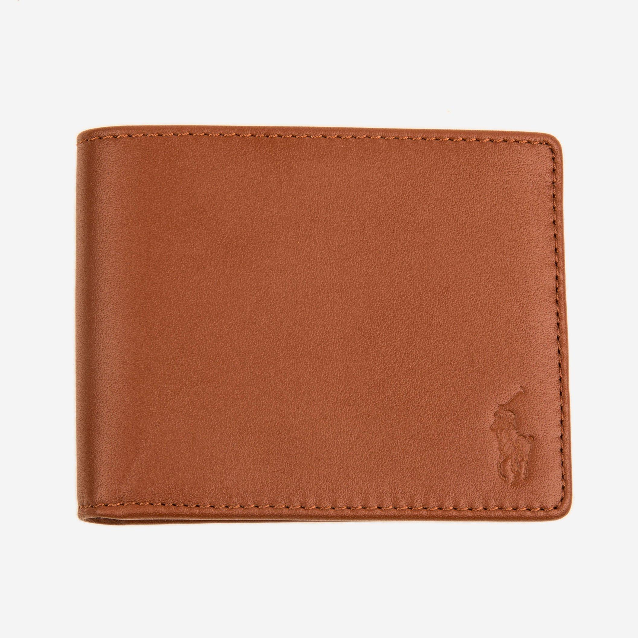 Polo Ralph Lauren Billfold Coin Wallet