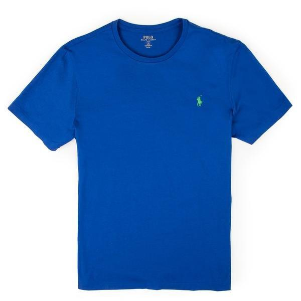 Polo Ralph Lauren Custom Fit Crew Neck Tee
