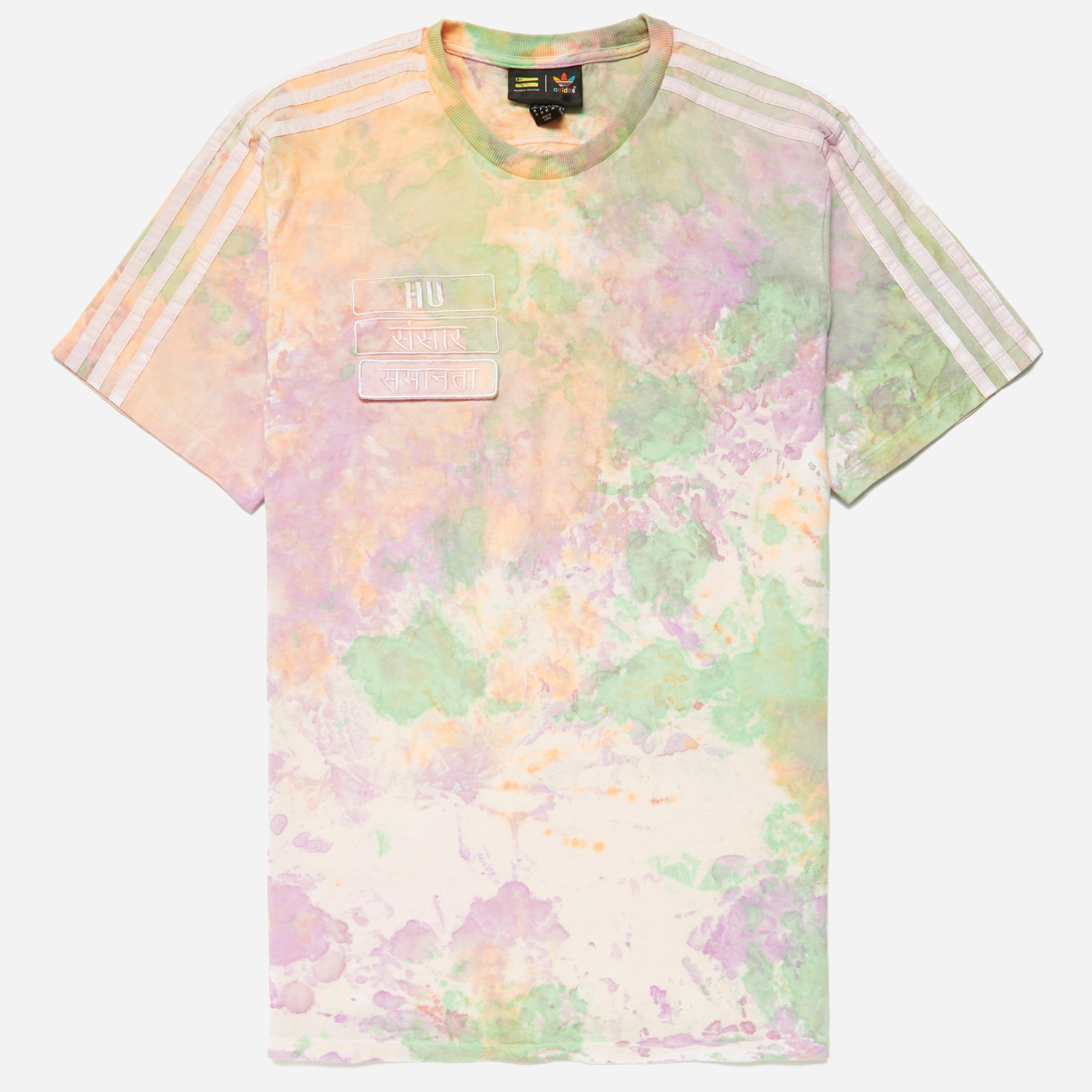 adidas Originals x Pharrell HU Holi T-shirt