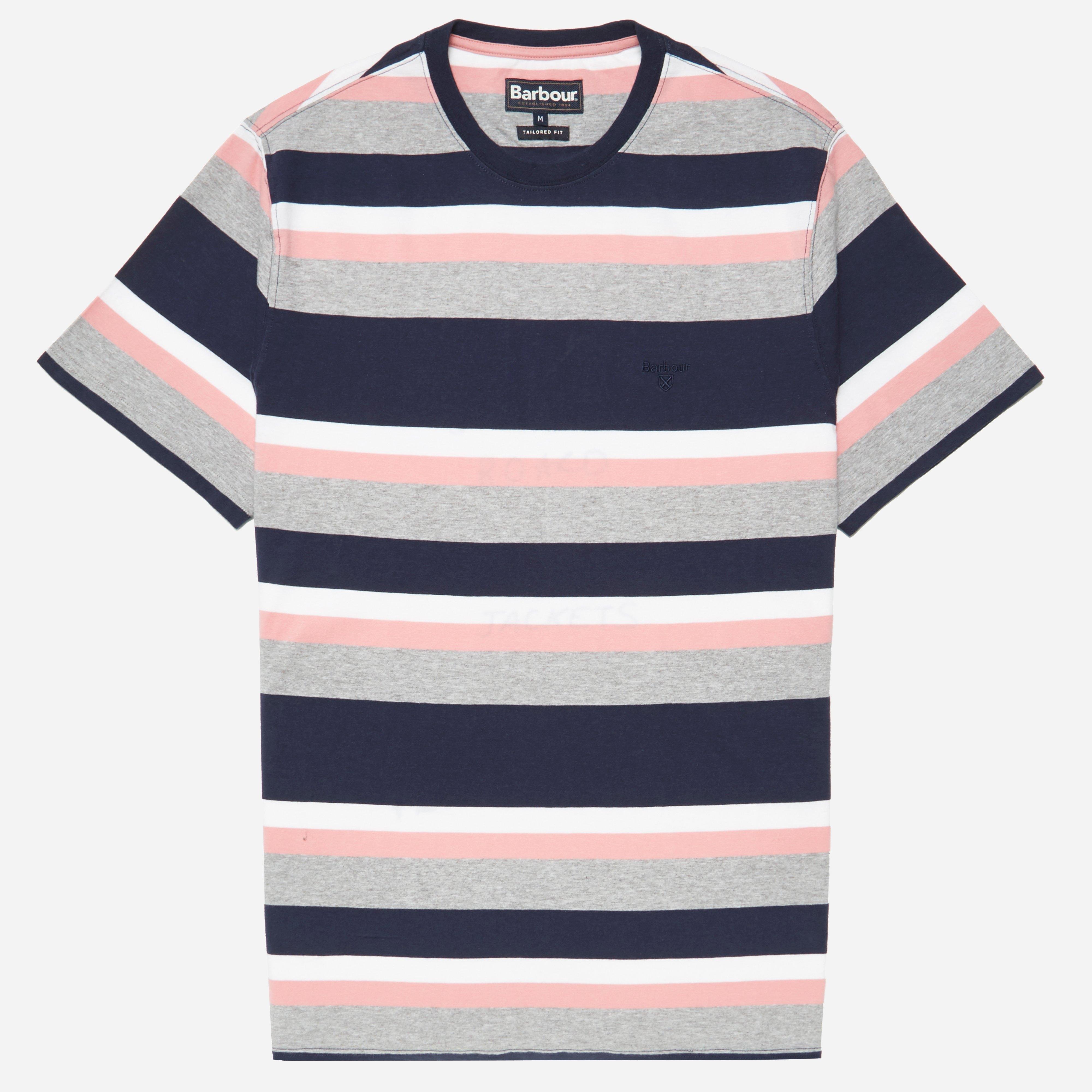 Barbour Foundry Stripe T-shirt