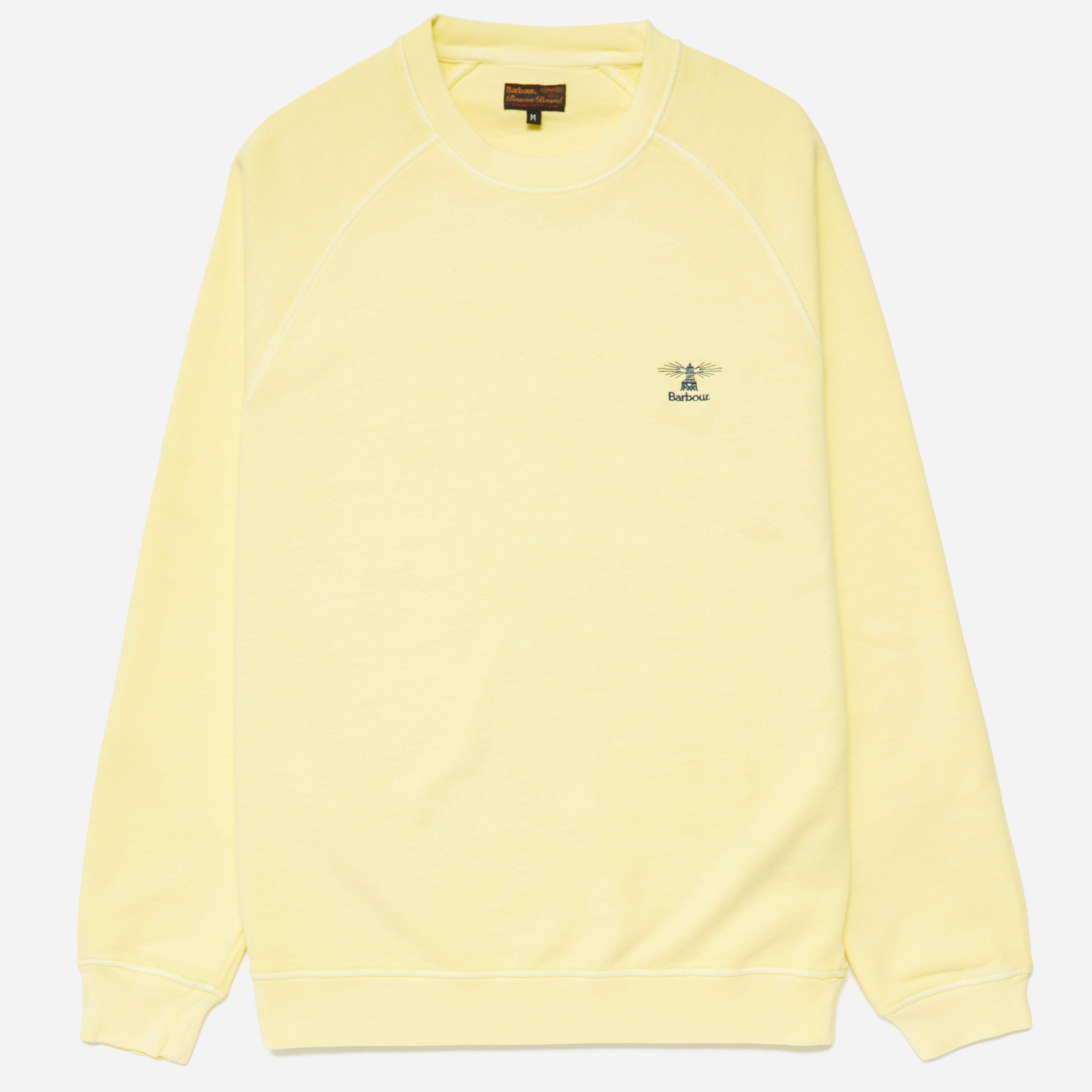 Barbour Pike Crew Sweat