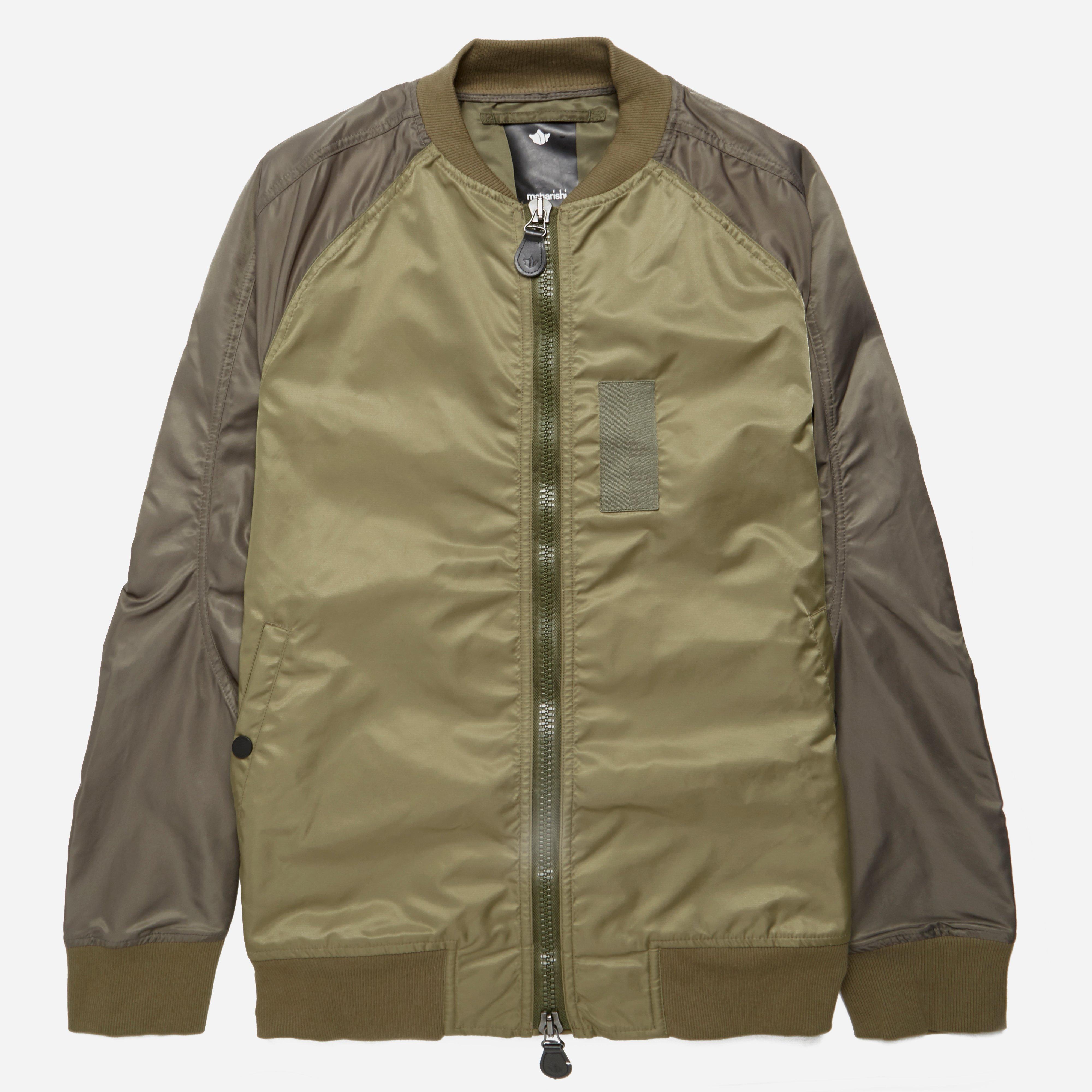 maharishi Ergonomic MA Jacket