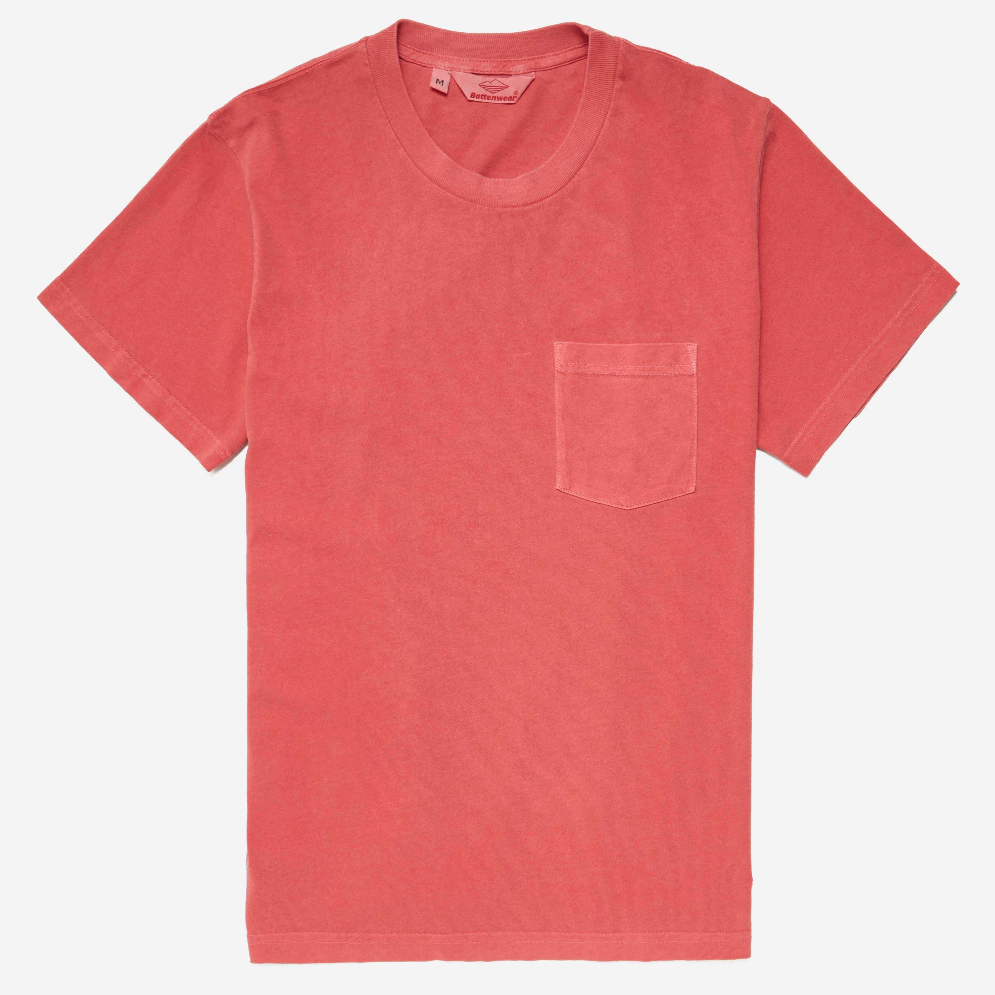 Battenwear Pocket T-shirt