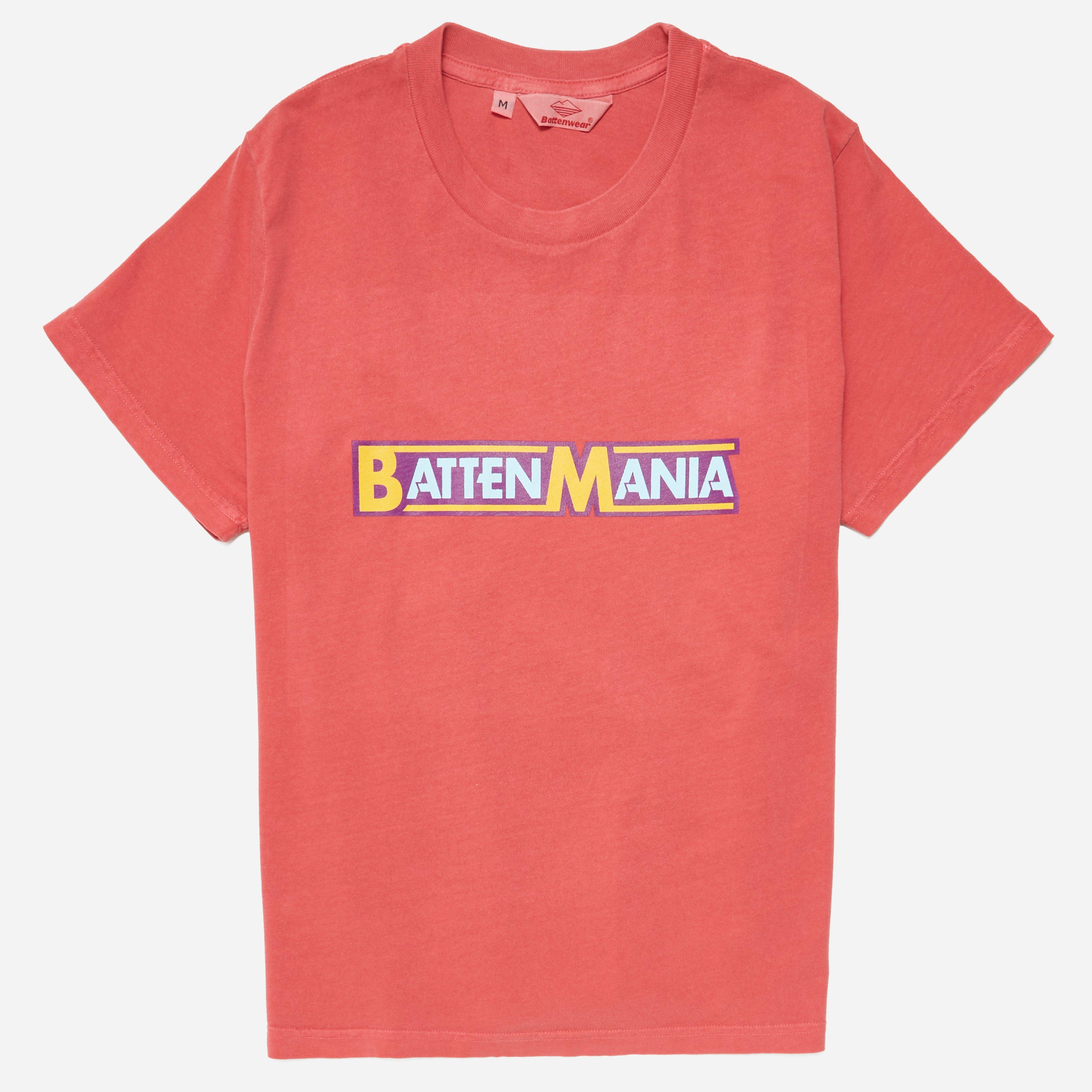 Battenwear Mania T-shirt
