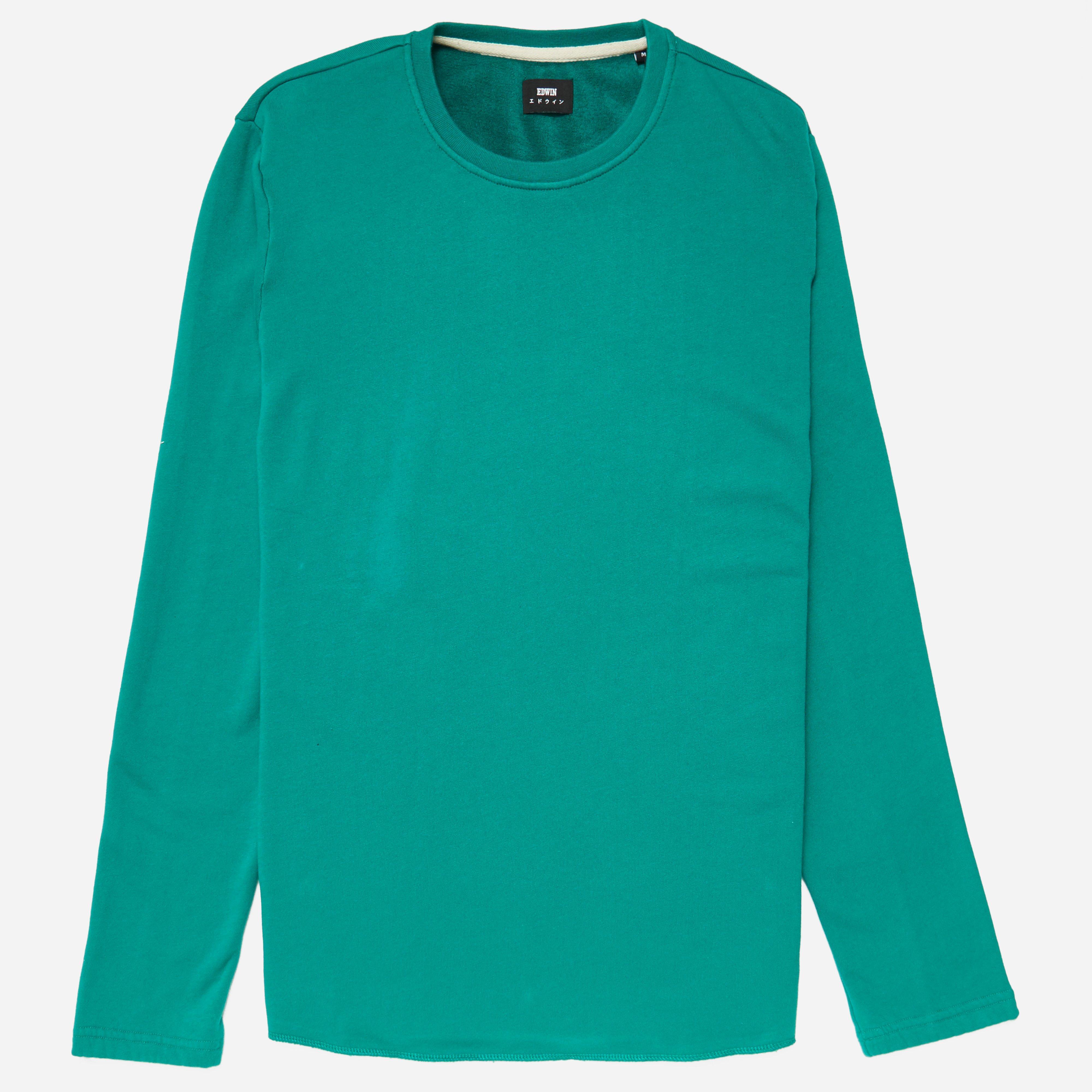 Edwin Terry Crew Sweatshirt