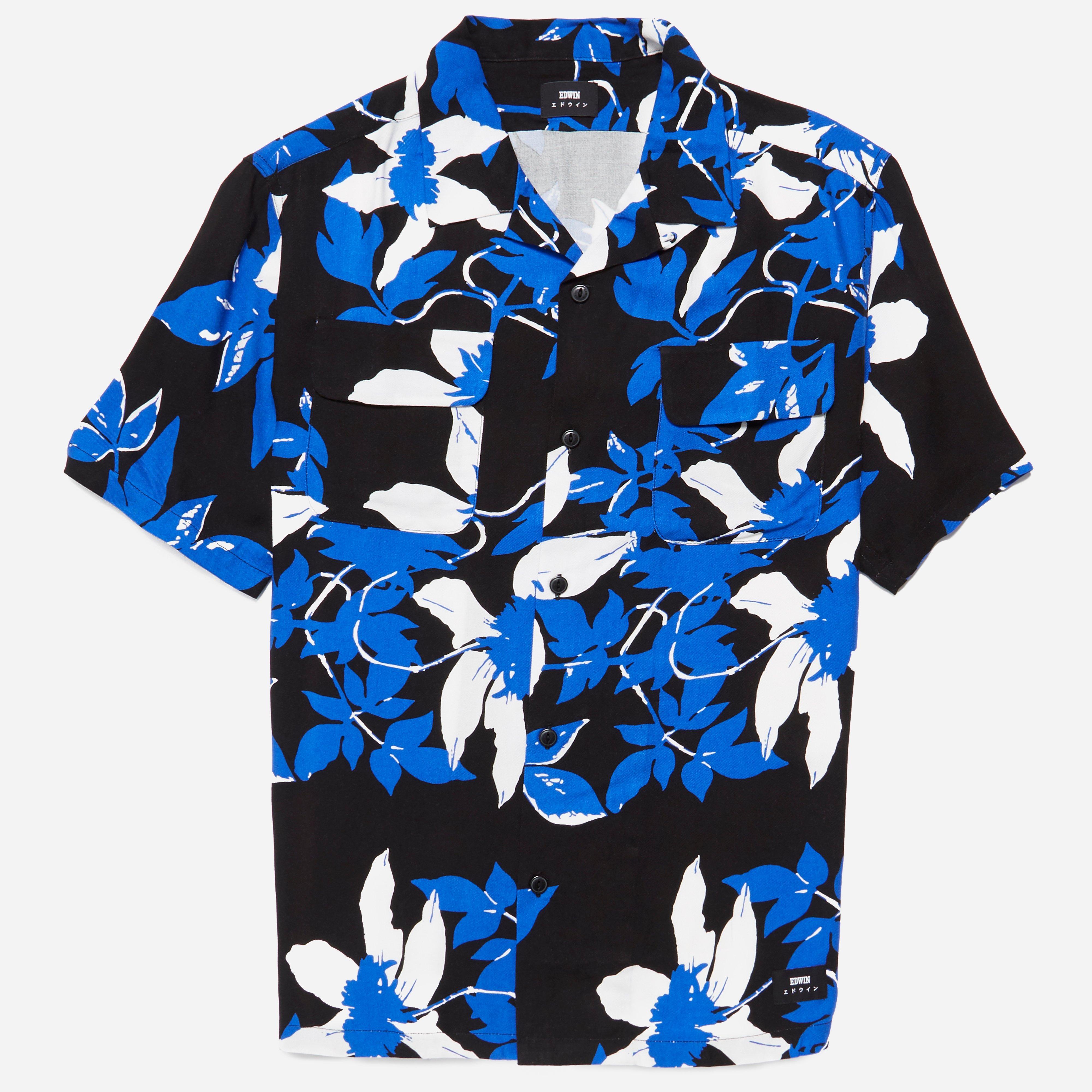 Edwin Garage Short Sleeve Shirt
