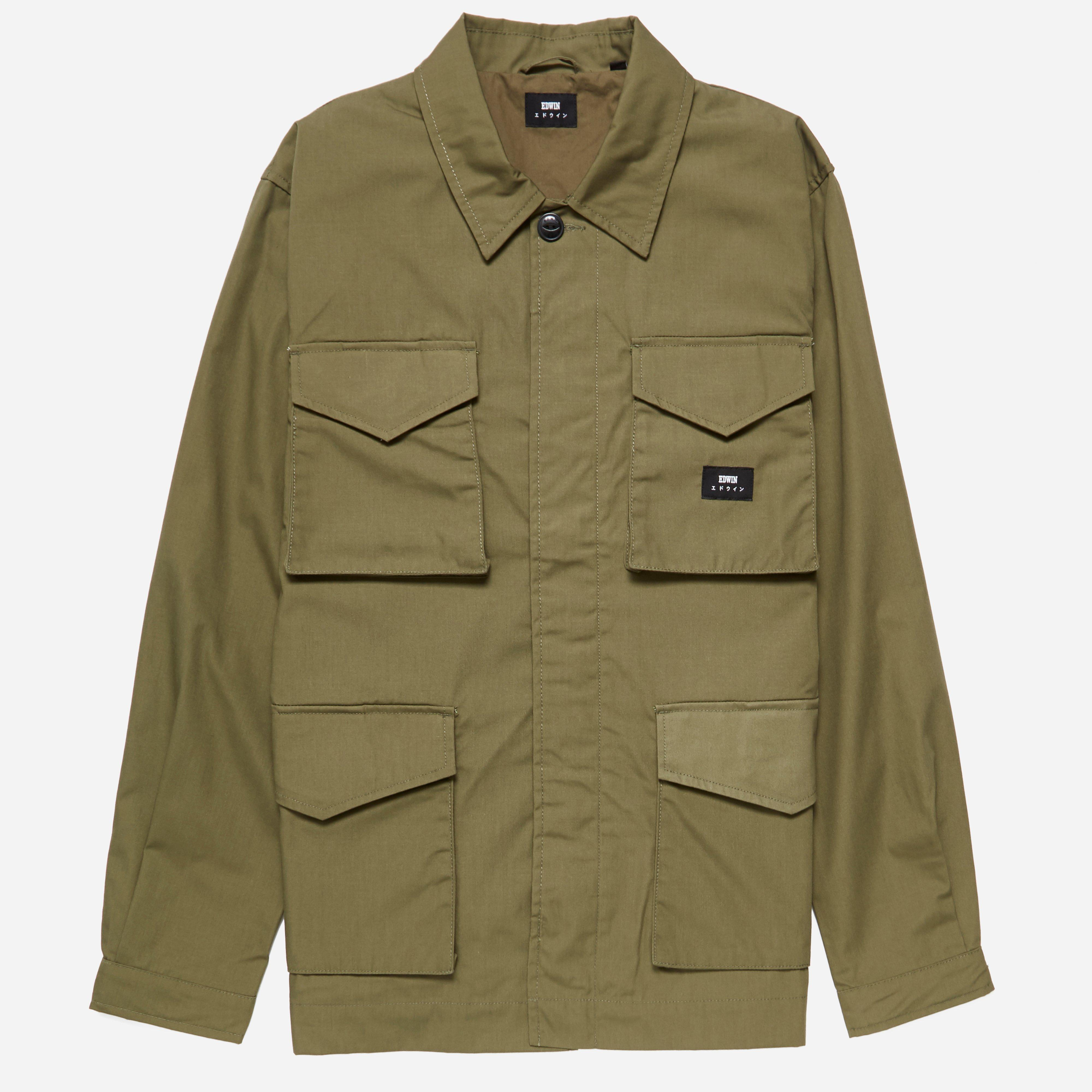 Edwin Corporal Jacket