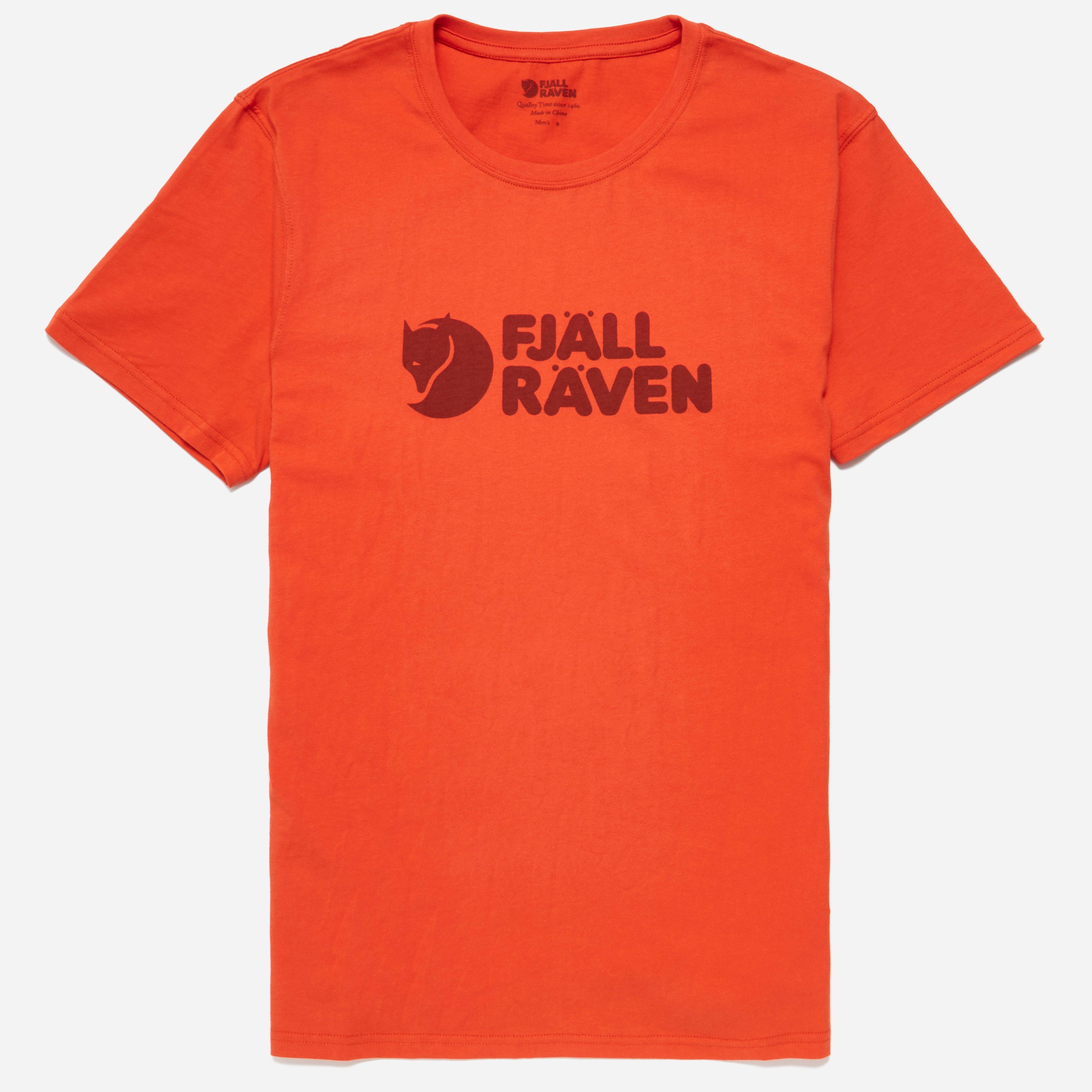 Fjallraven Logo T-shirt