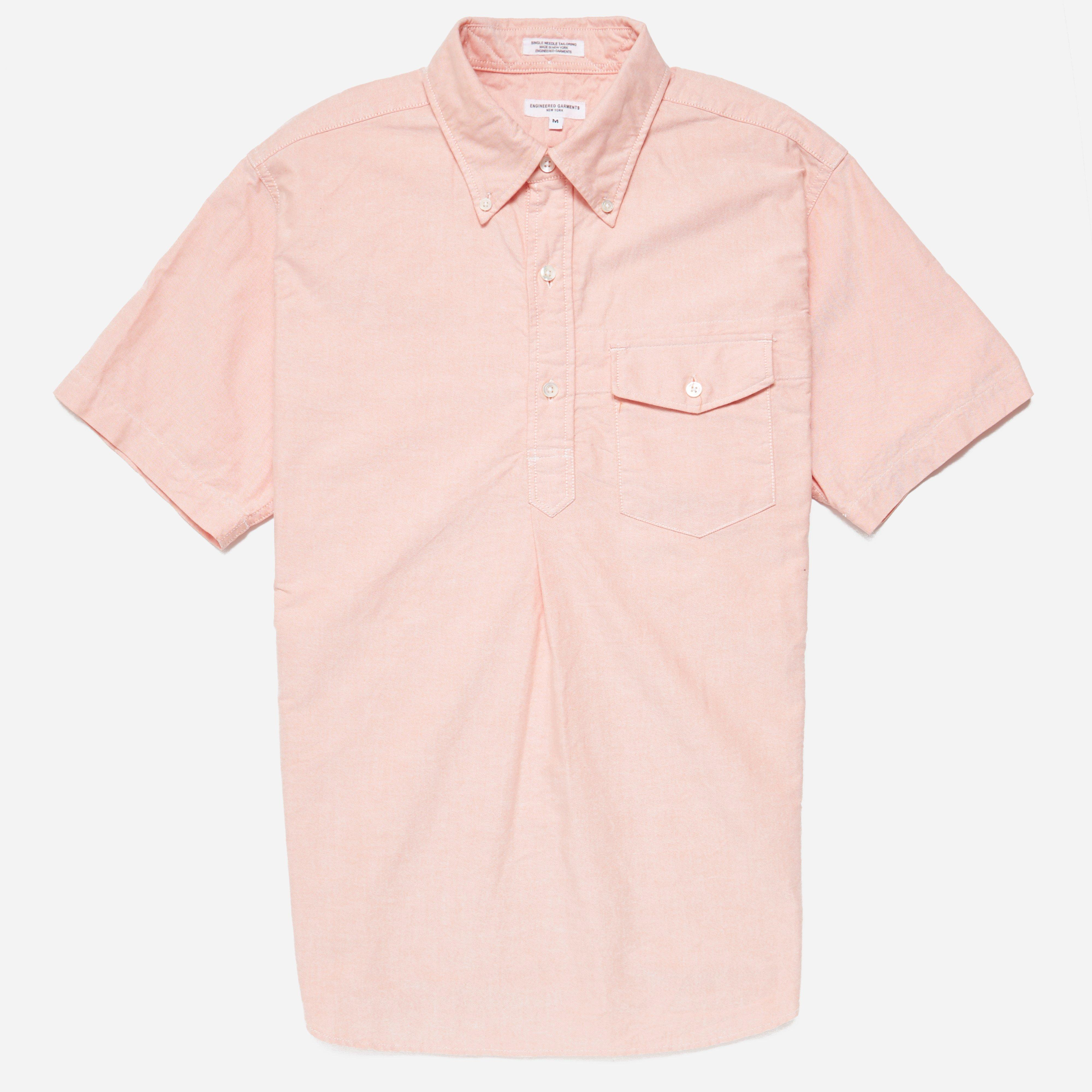 Engineered Garments Popover BD Oxford Shirt