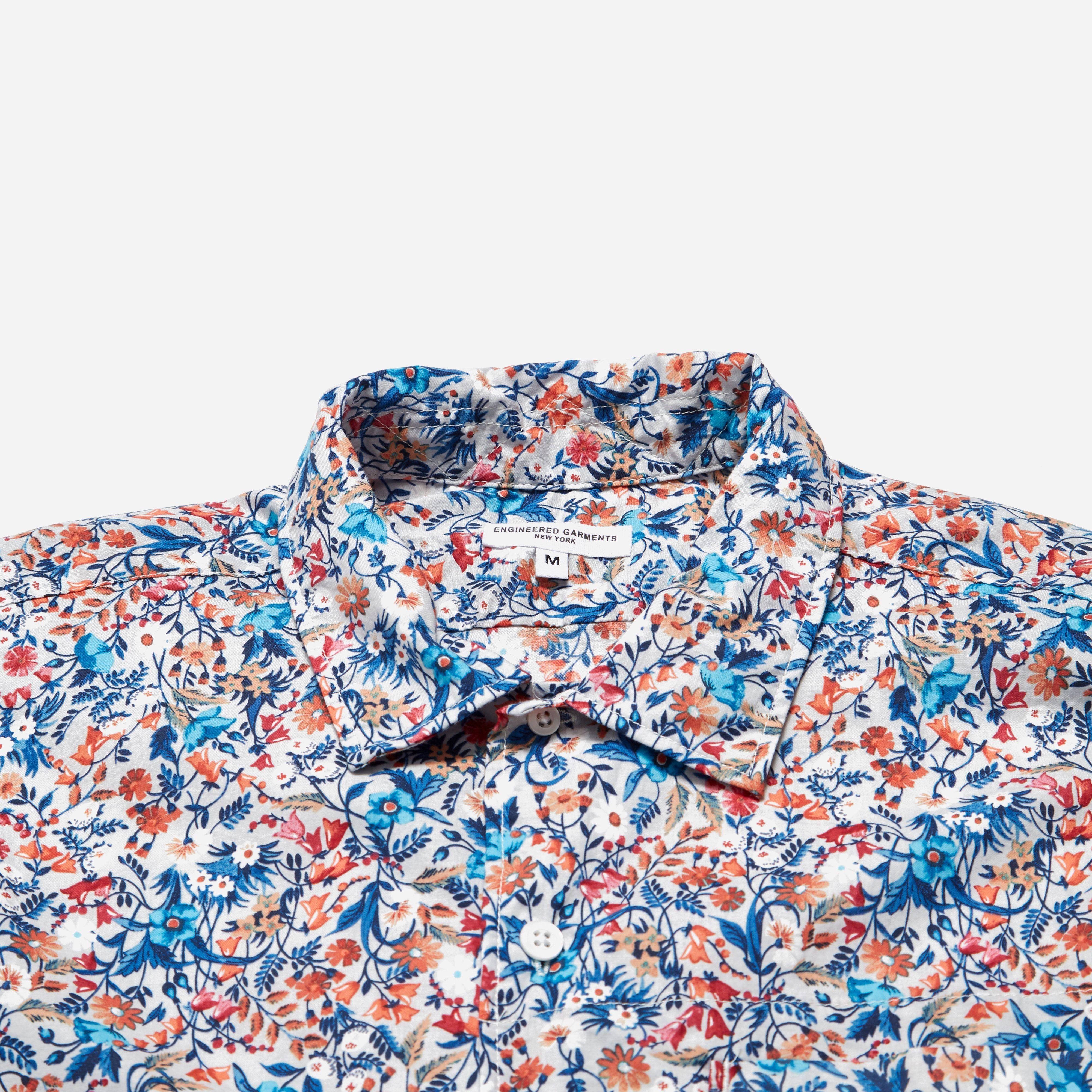 Engineered Garments Camp Shirt