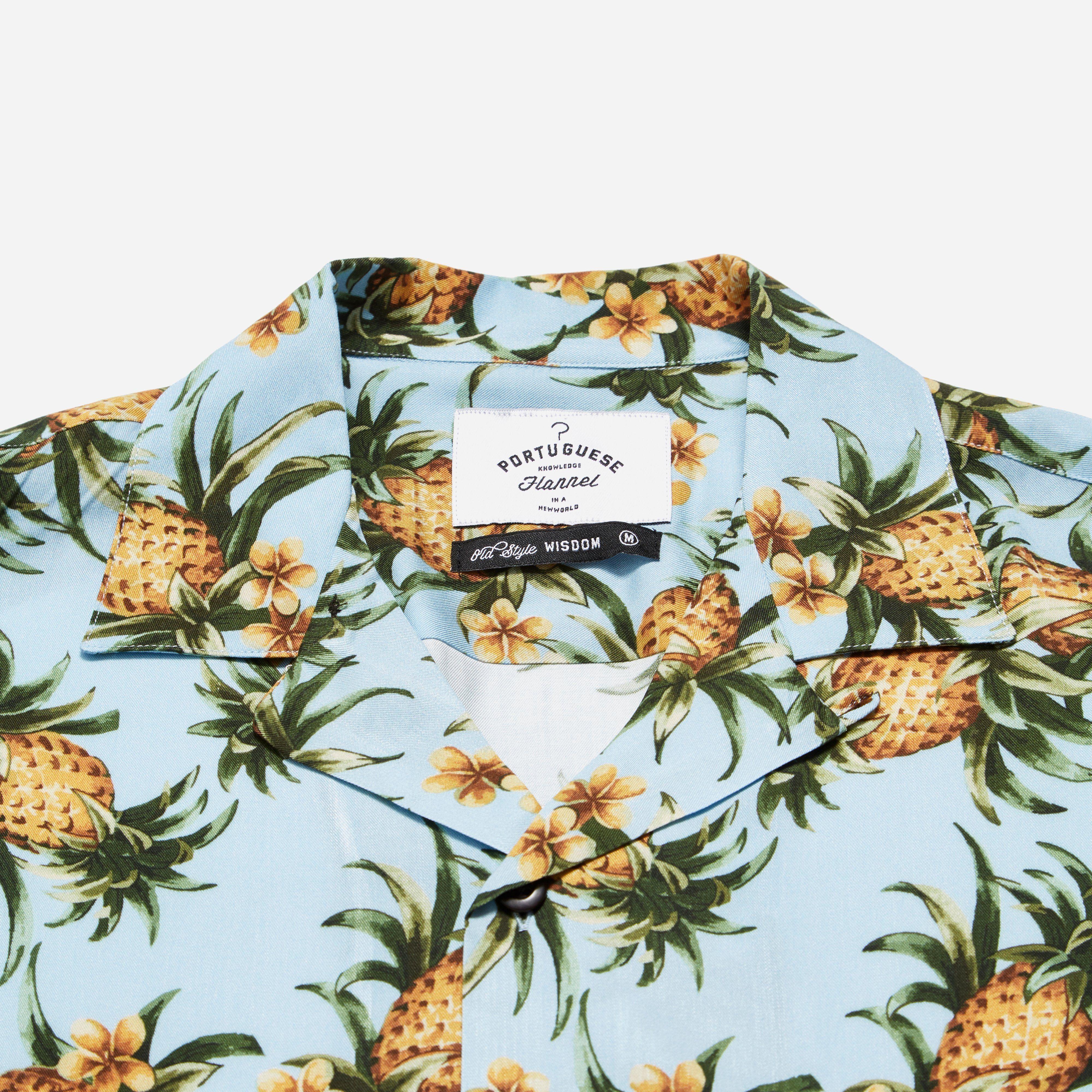Portuguese Flannel Ananas Shirt