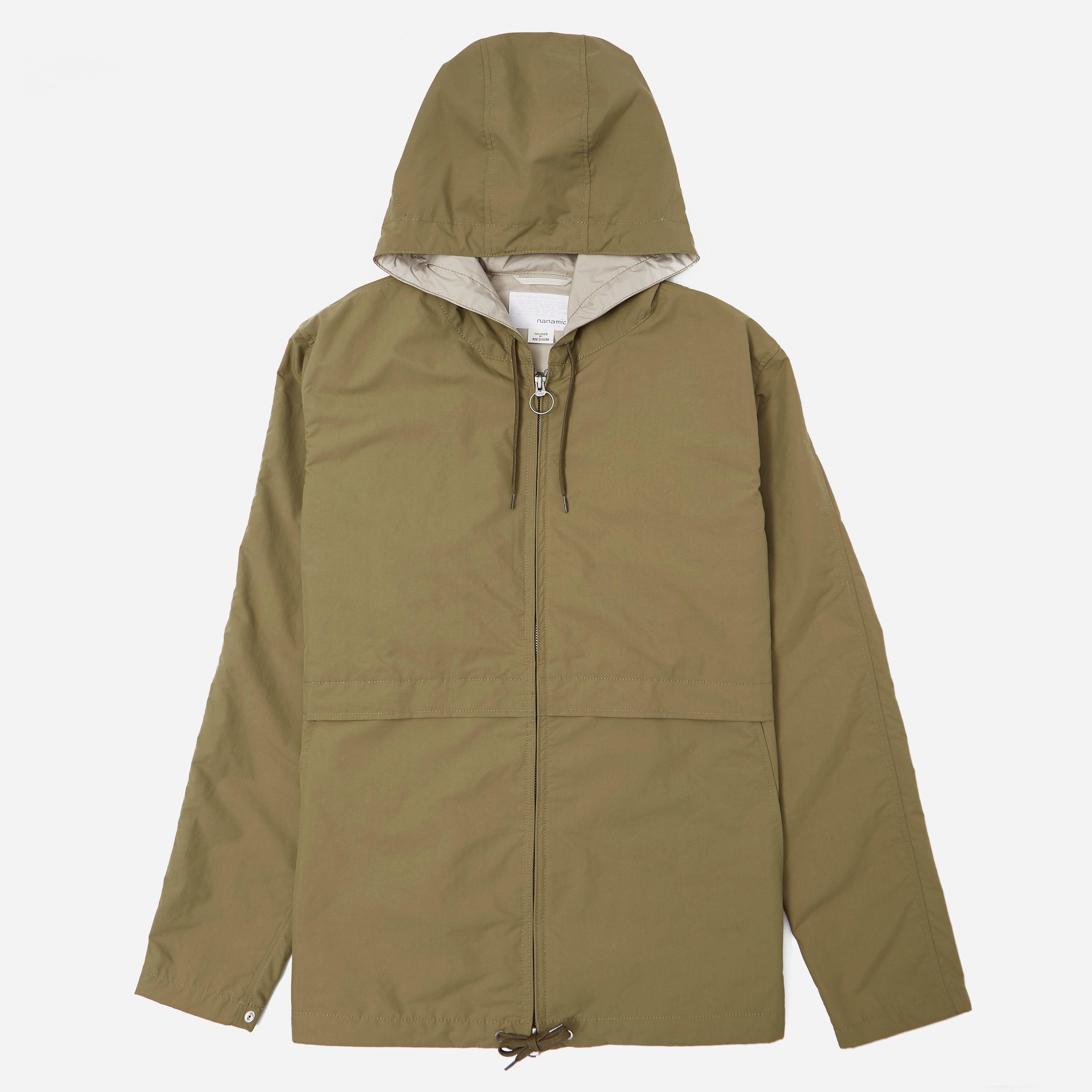 Nanamica Cruiser Jacket