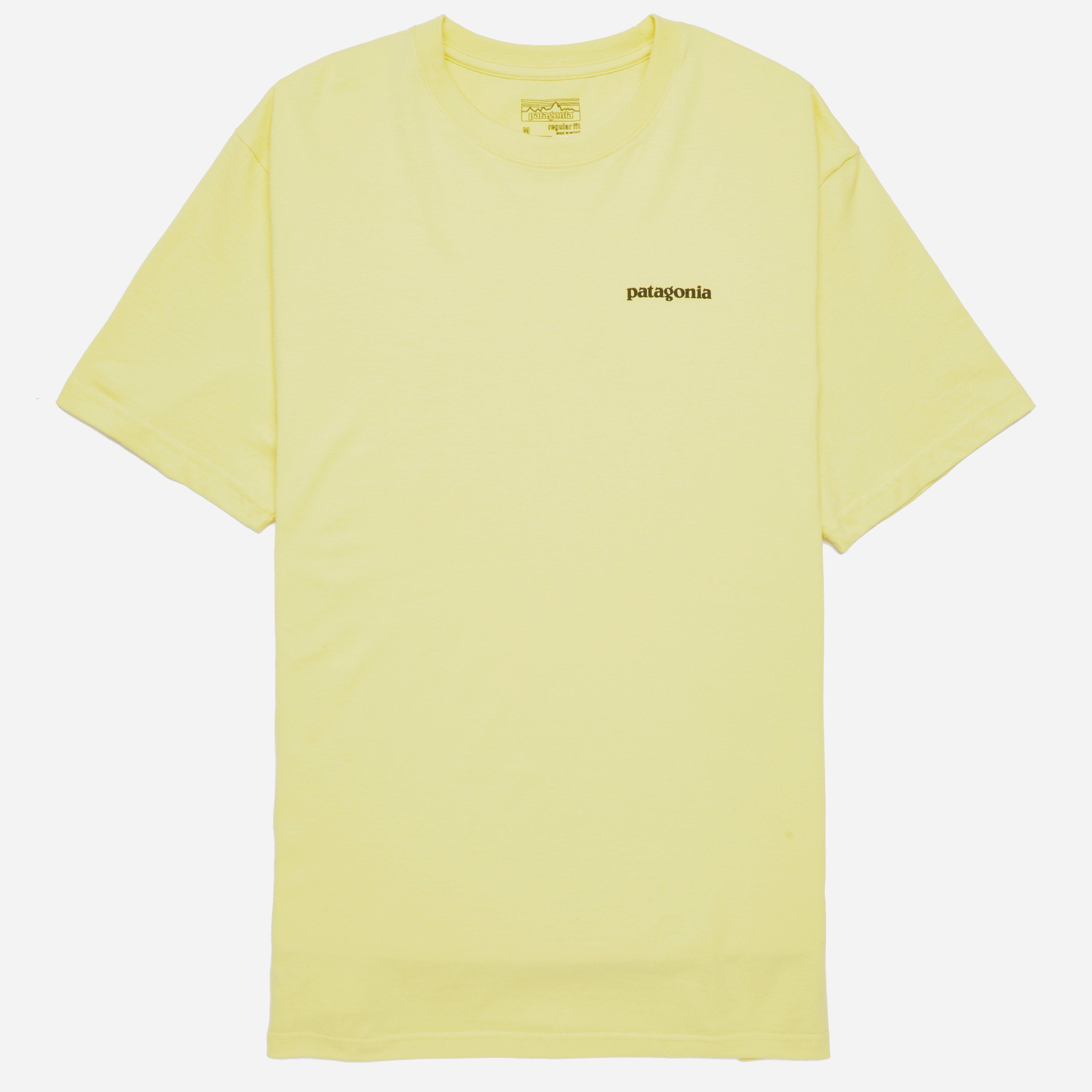 Patagonia P-6 Logo Cotton T-shirt