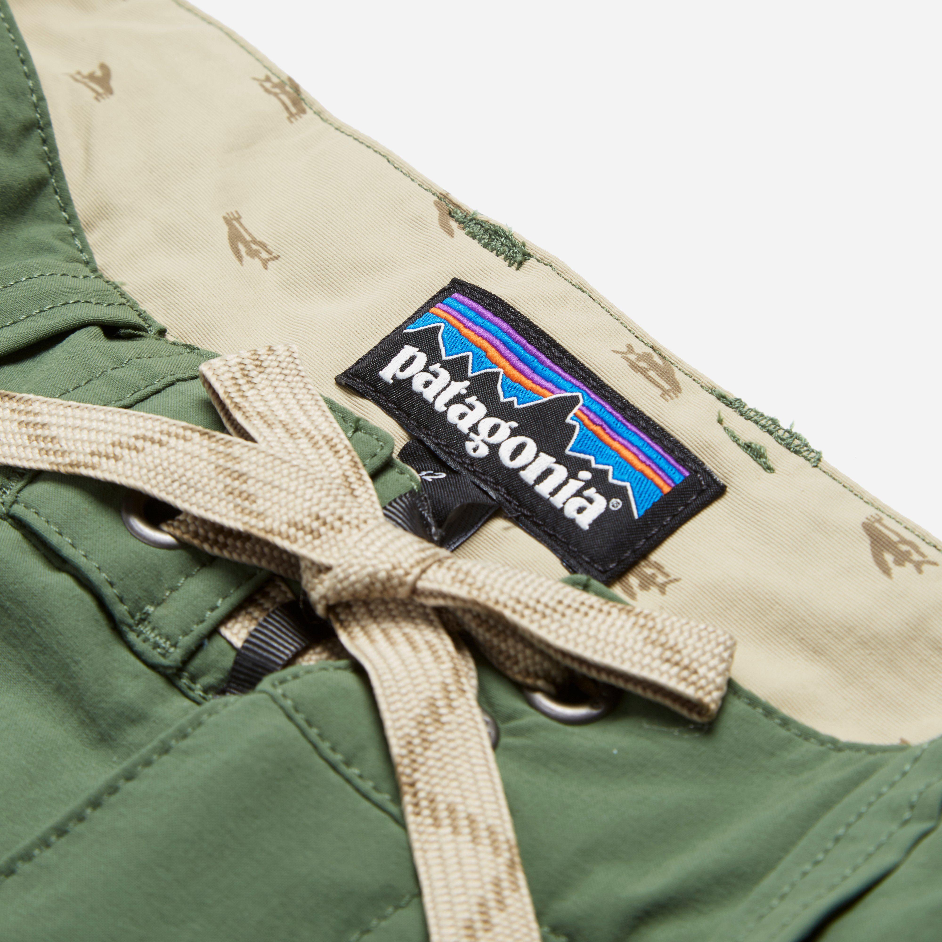 "Patagonia MOC Hybrid 21"" Shorts"