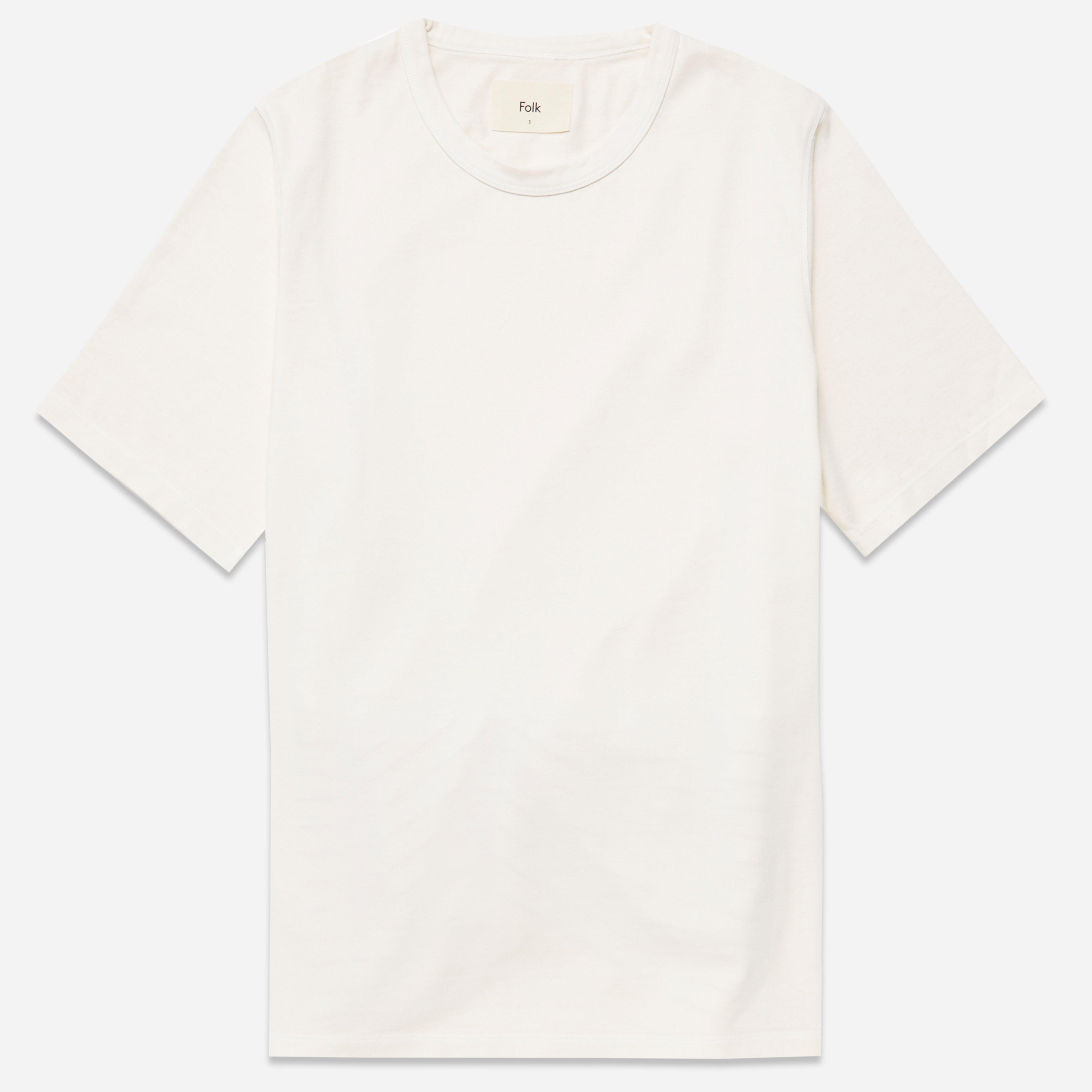 Folk Panel Stitch T-shirt
