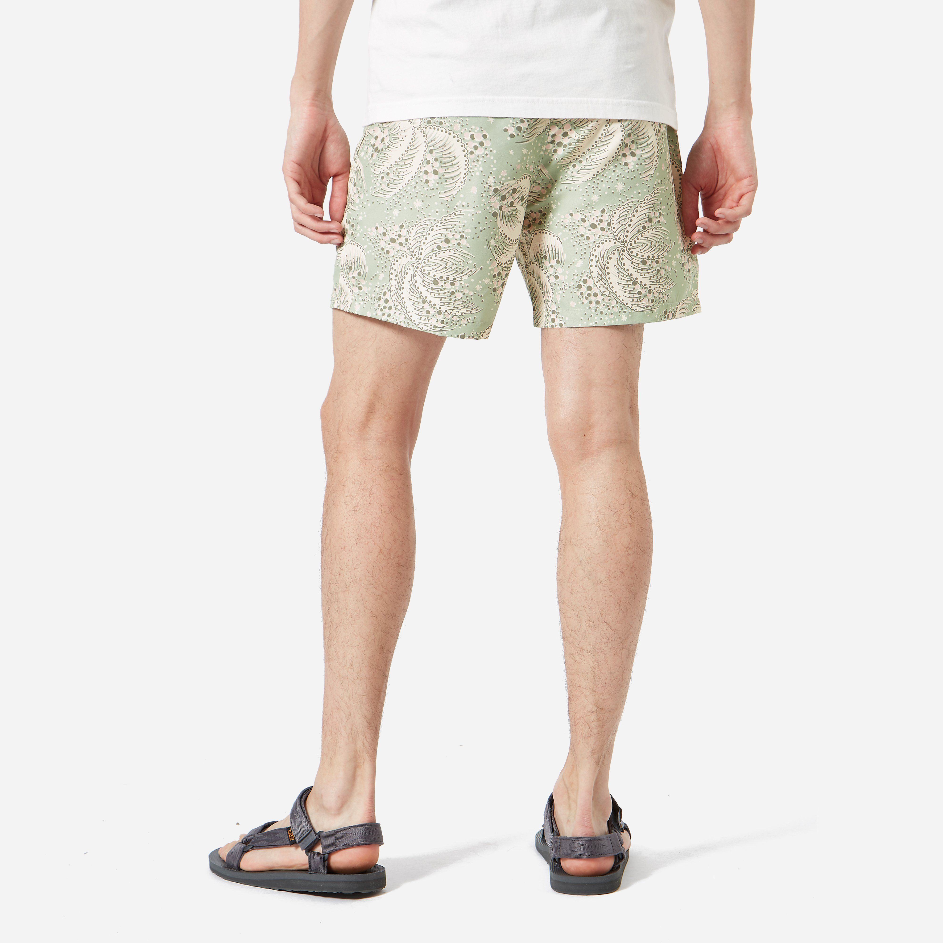 YMC Shaka Swim Shorts