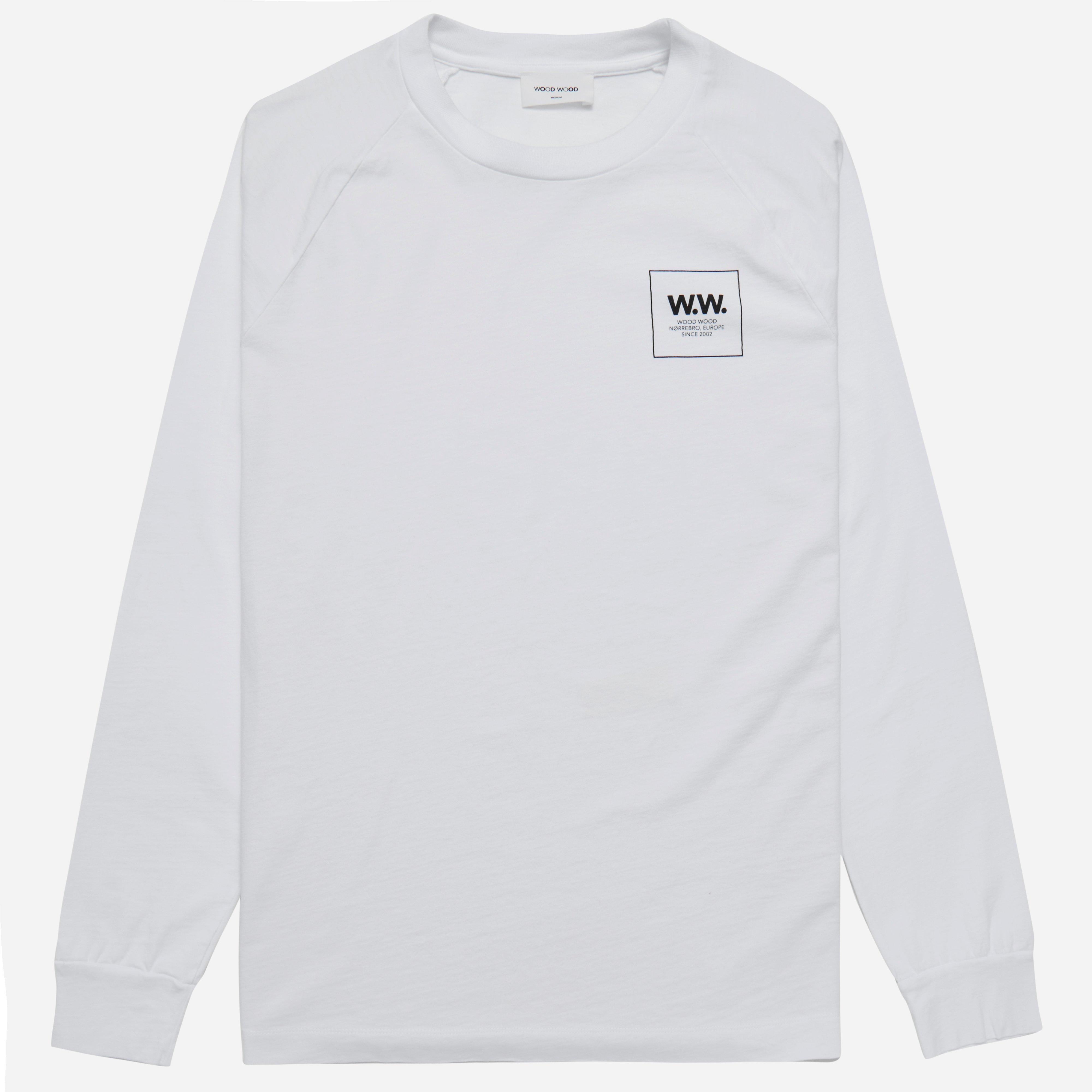 Wood Wood Han Long Sleeve T-shirt