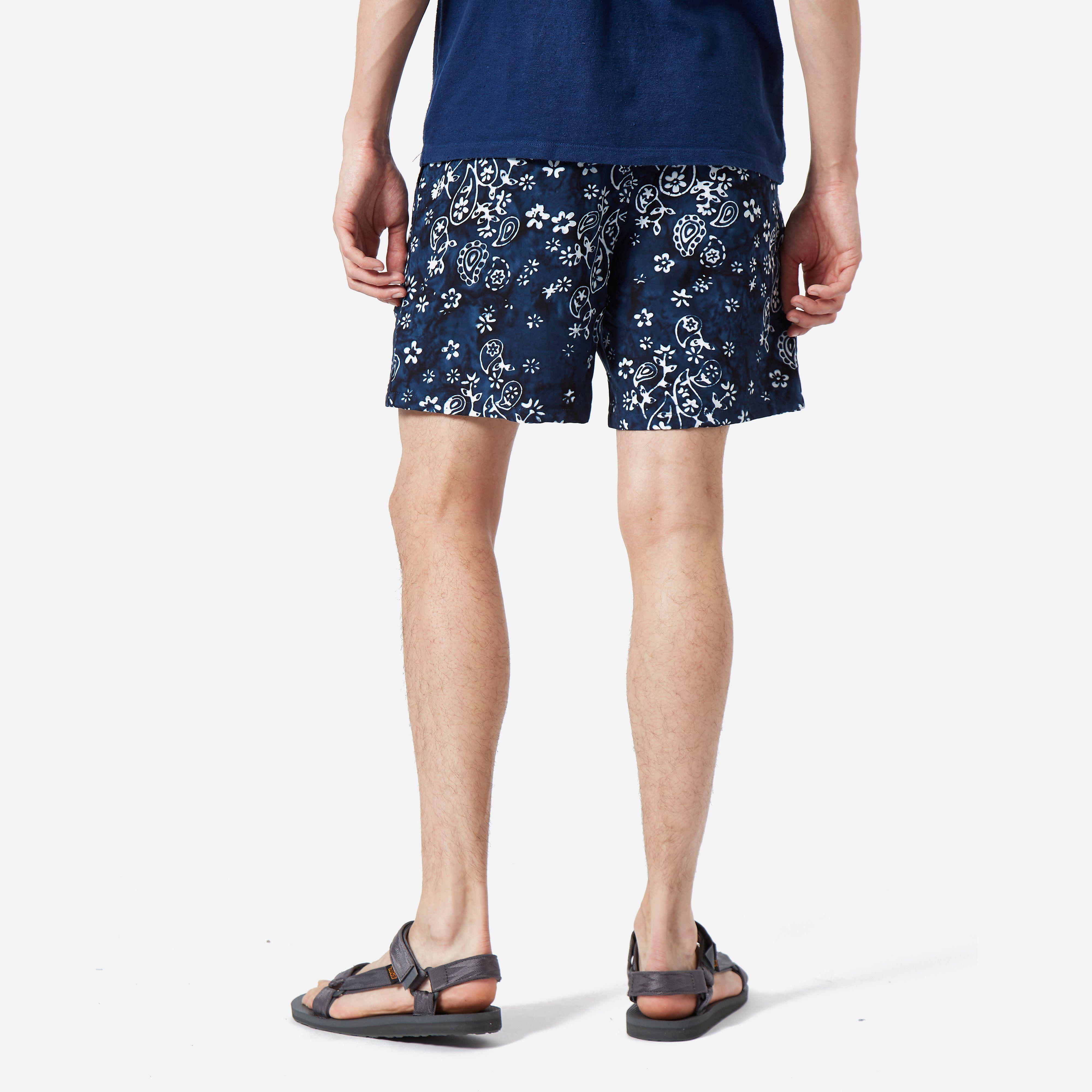 Stan Ray Pantai Bandana Shorts