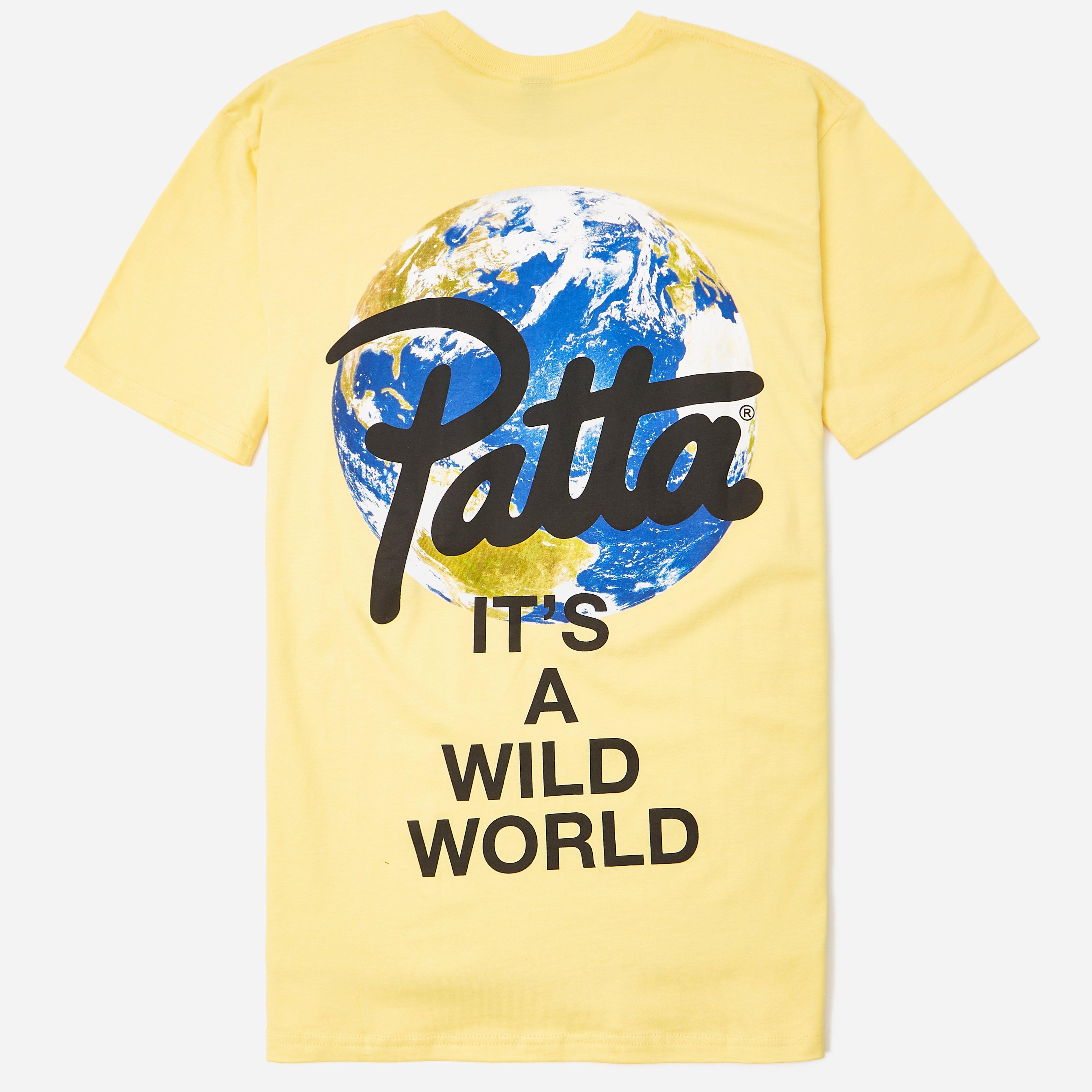 Patta Wild World T-shirt