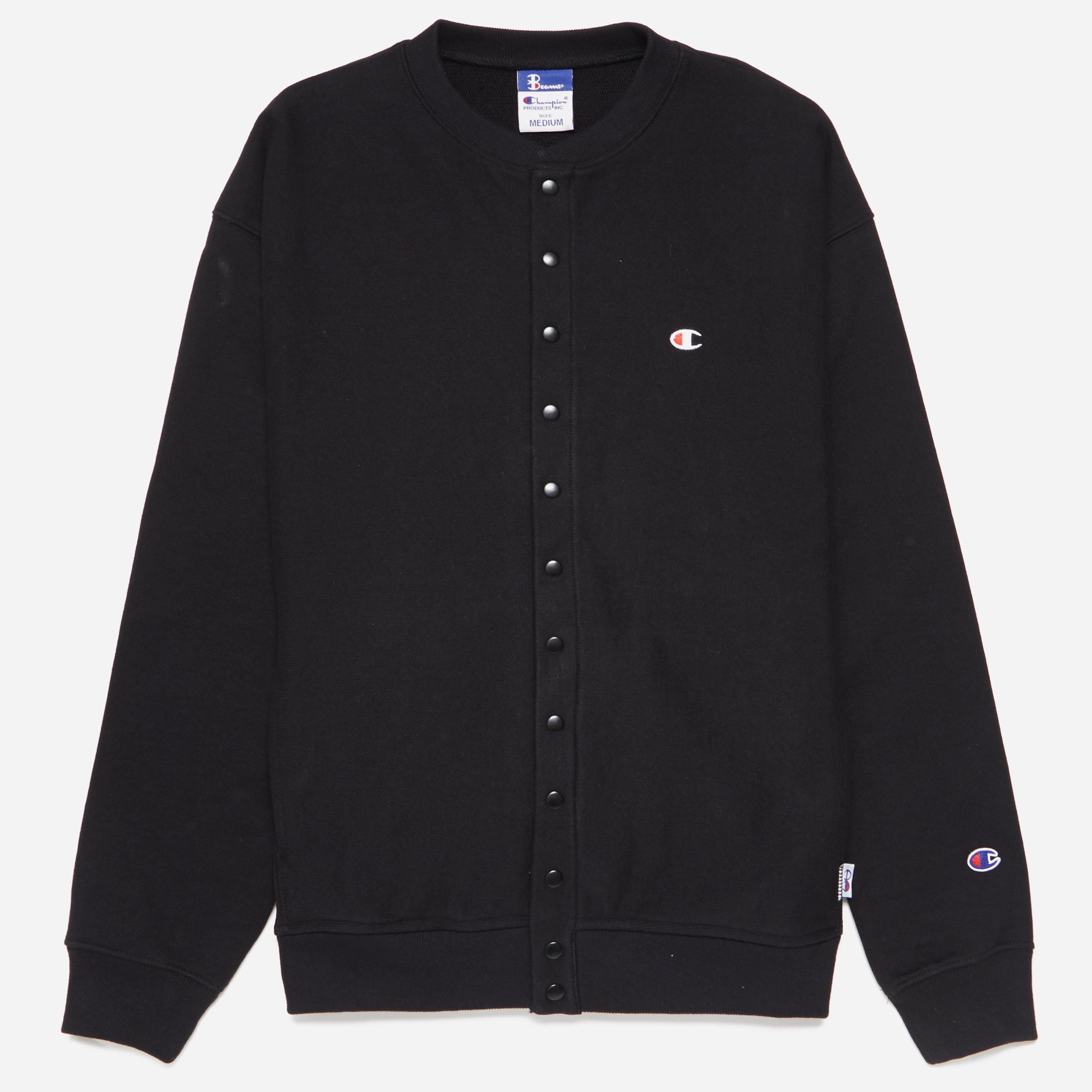 Champion x BEAMS Jersey Bomber Overshirt