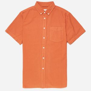 Outlet Low Price Hot Sale For Sale Saturdays T-shirt - Yellow & Orange Saturdays Surf NYC Clearance Footlocker Finishline Cheap Fashion Style Good Selling Cheap Price VUAd6ly