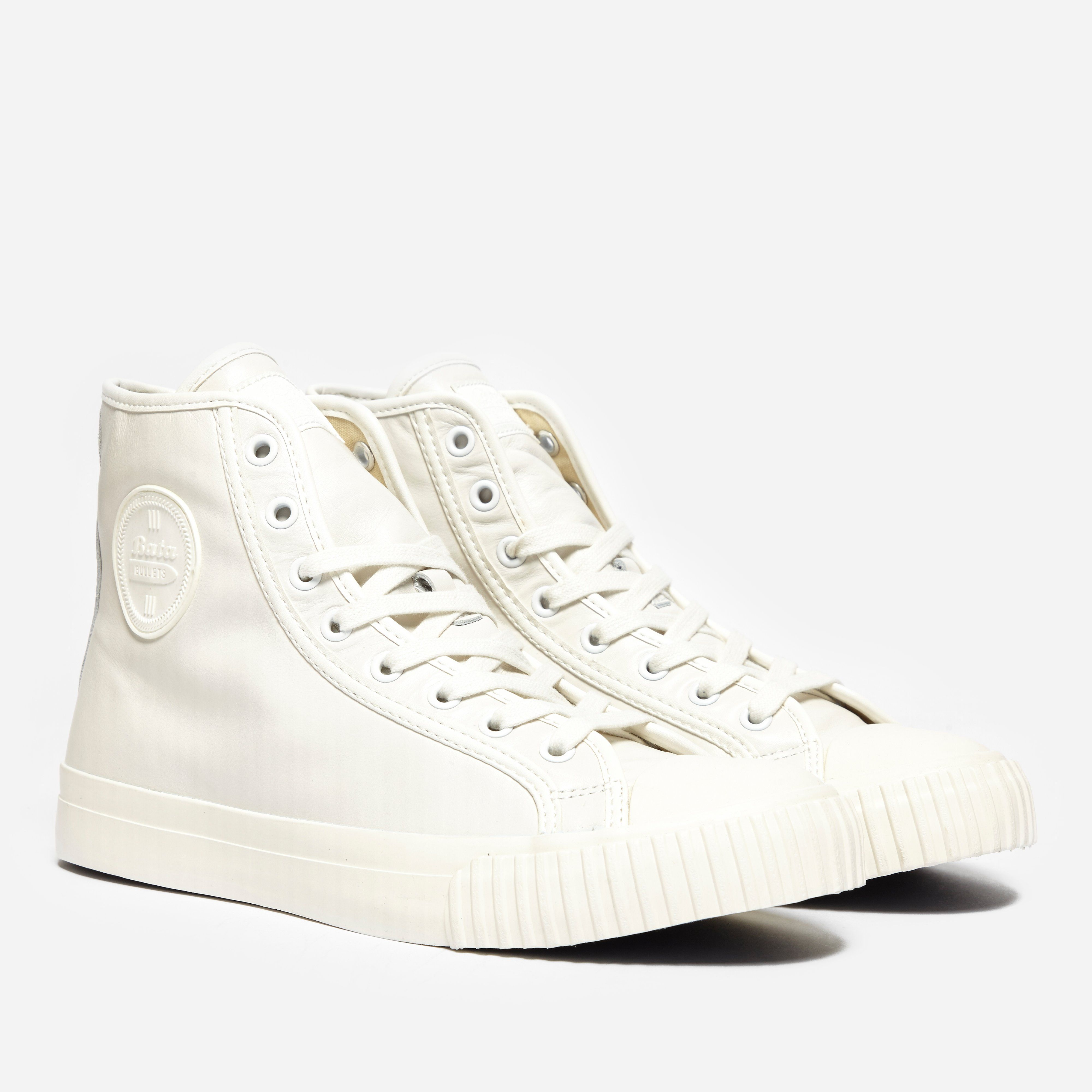 Bata Bullet Hi Top Leather