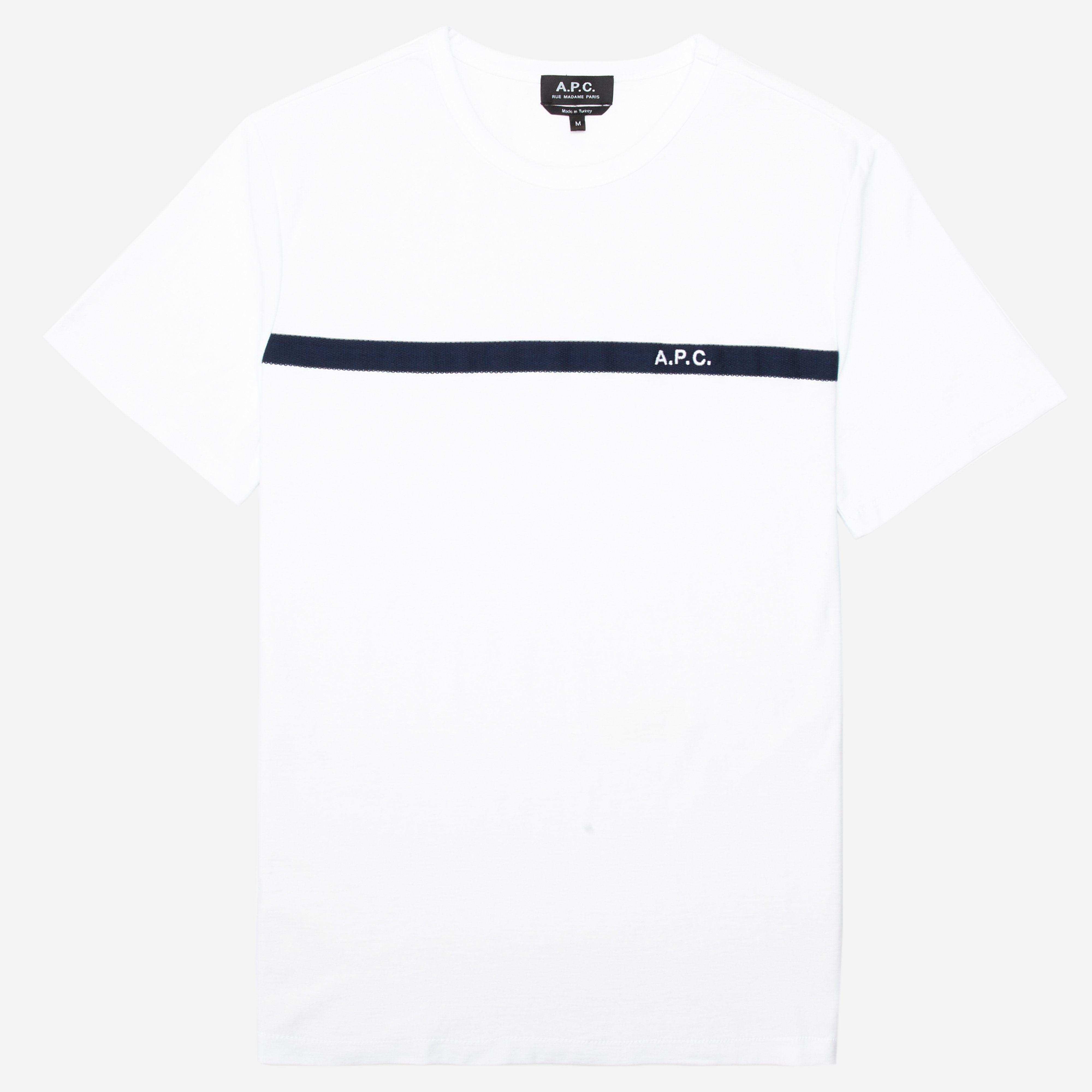A.P.C. Yukata T-shirt