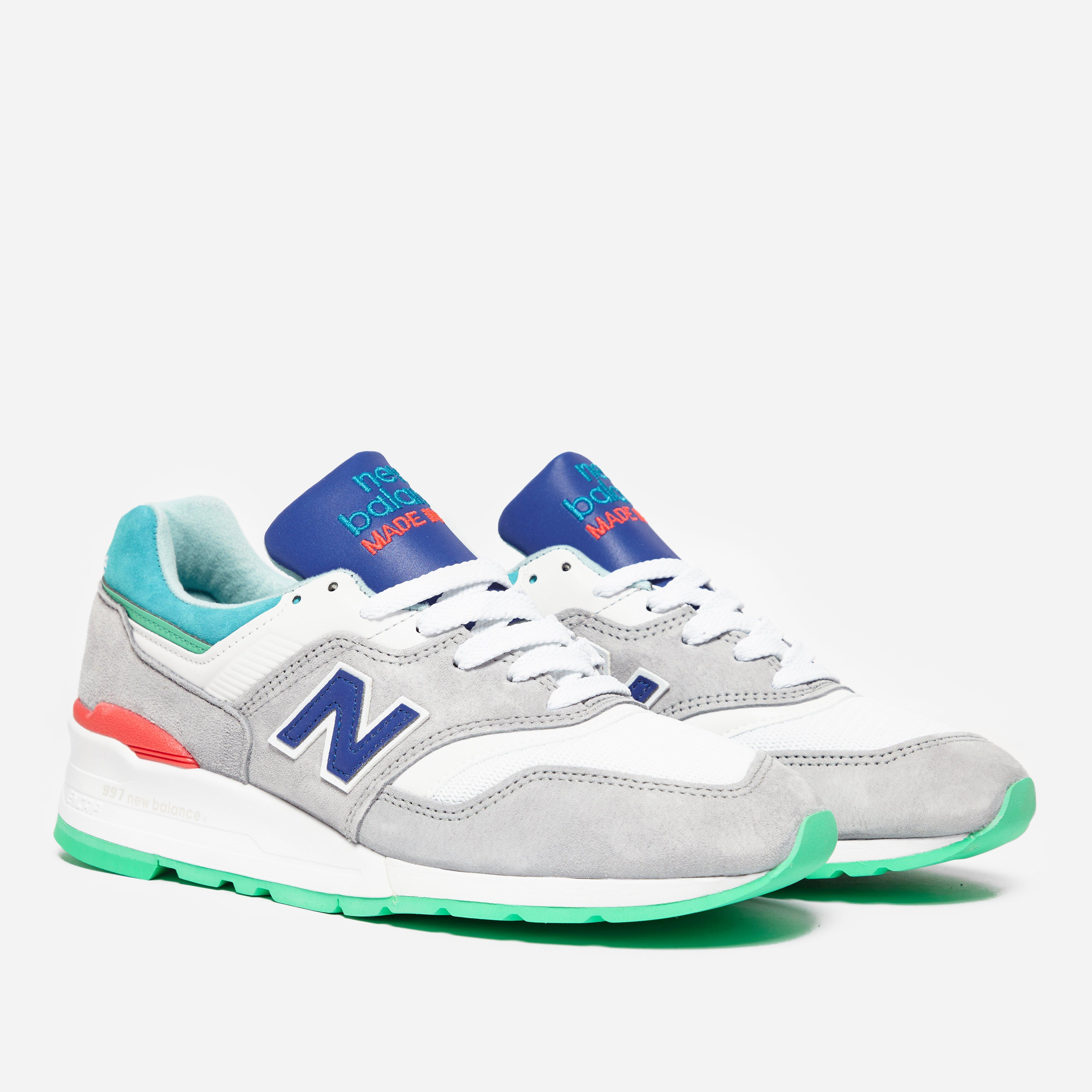 New Balance M997CDG Made In USA