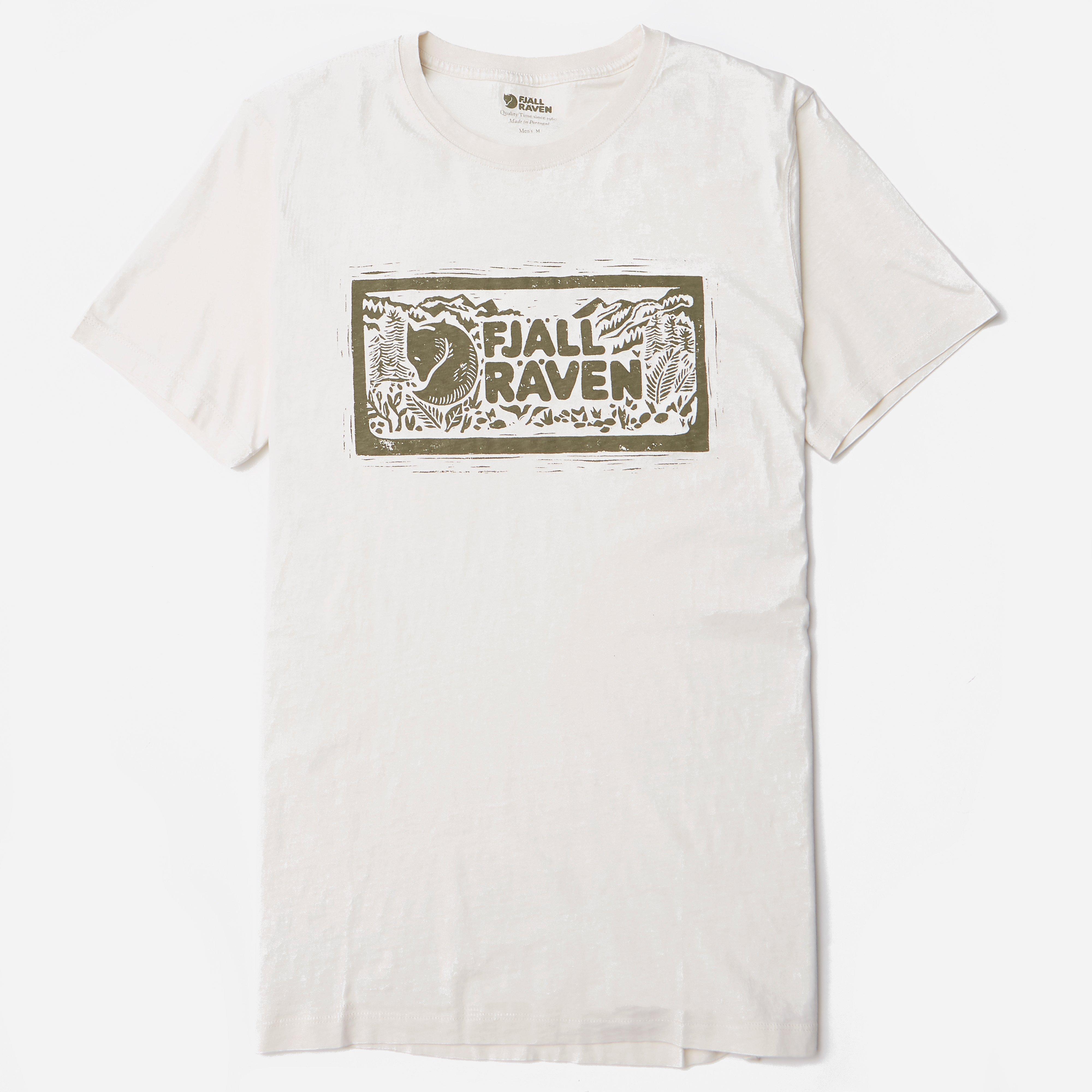 Fjallraven Logo Stamp T-shirt
