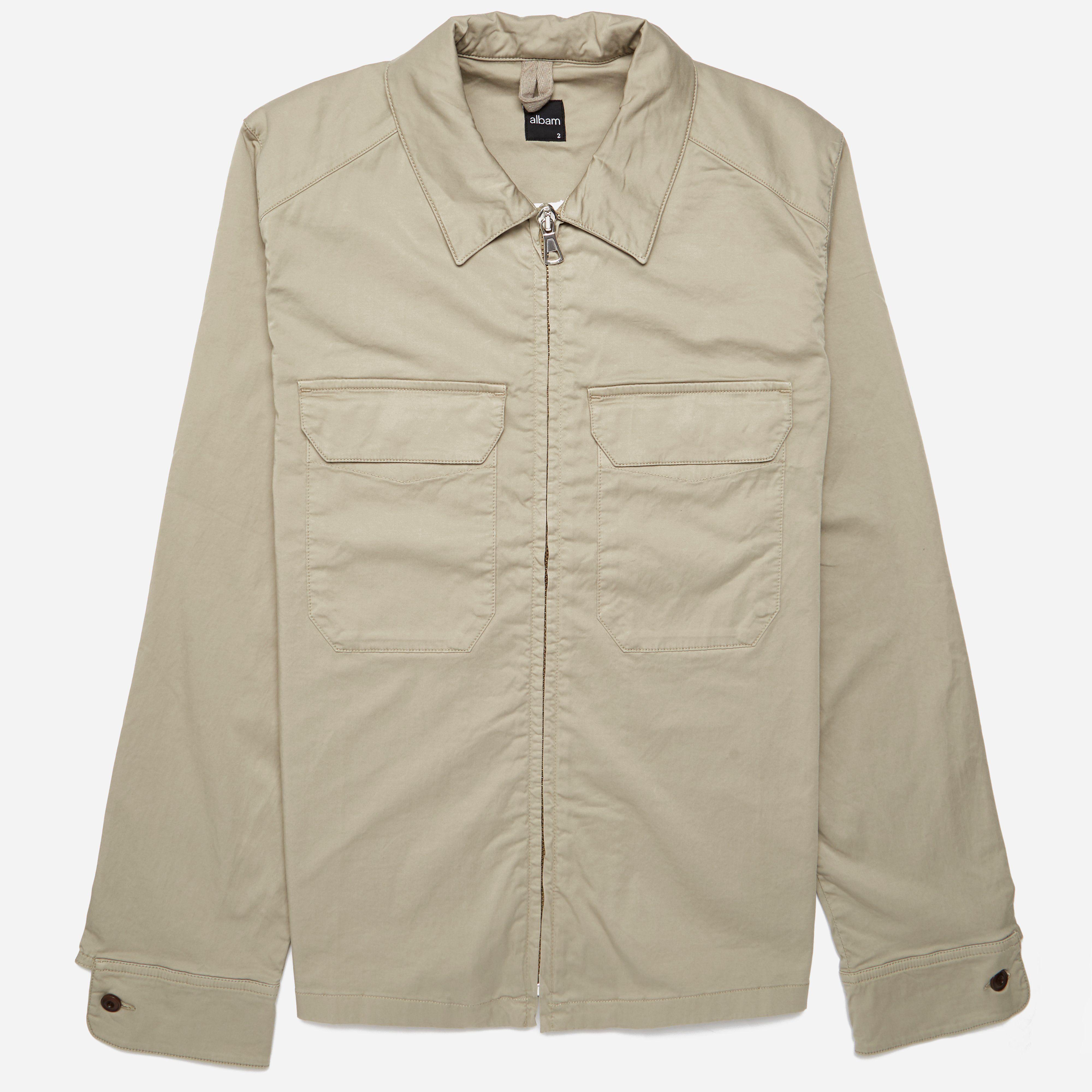 Albam Advisors Jacket