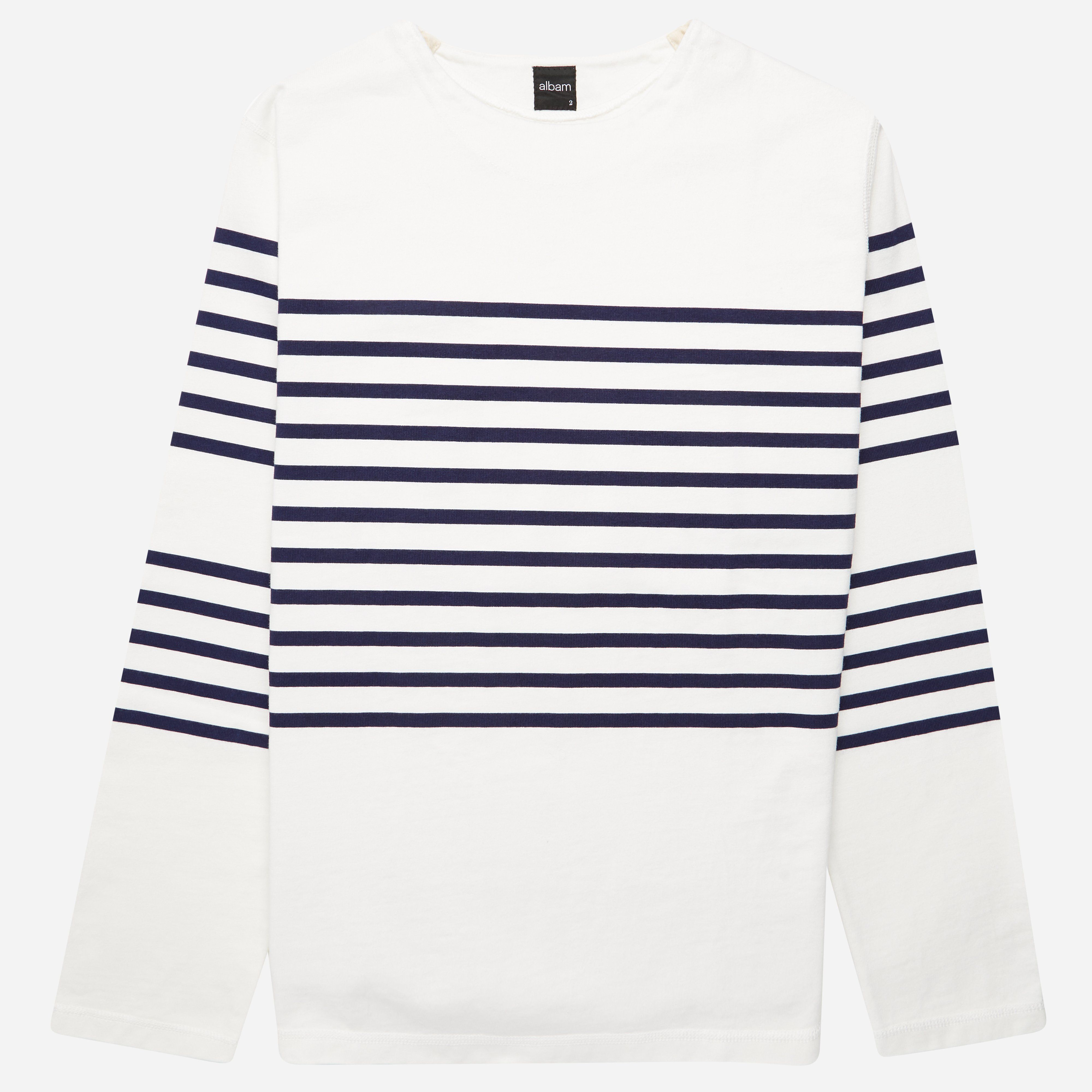 Albam Stripe Breton T-shirt