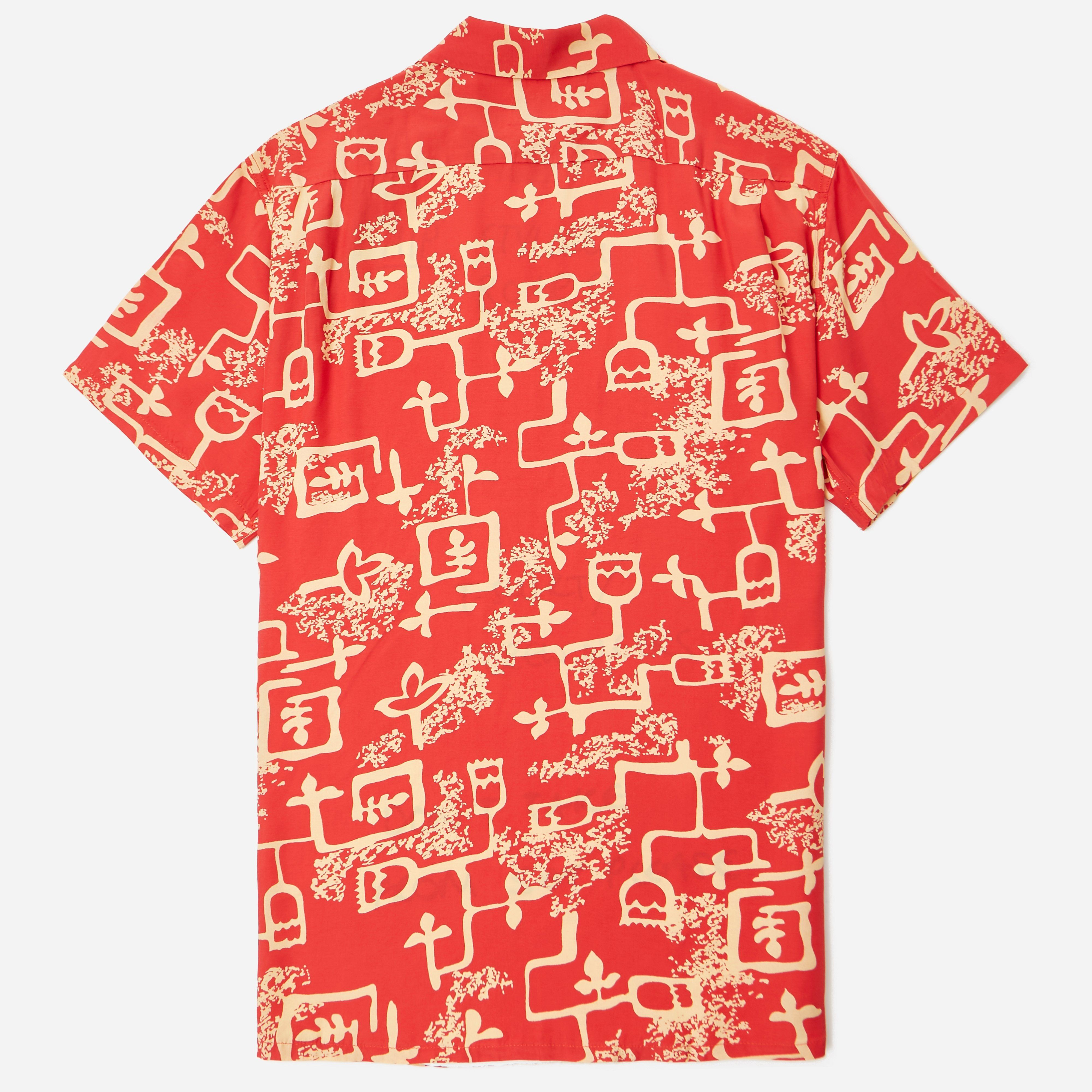 Levi's Vintage Clothing 1940s Hawaiian Shirt
