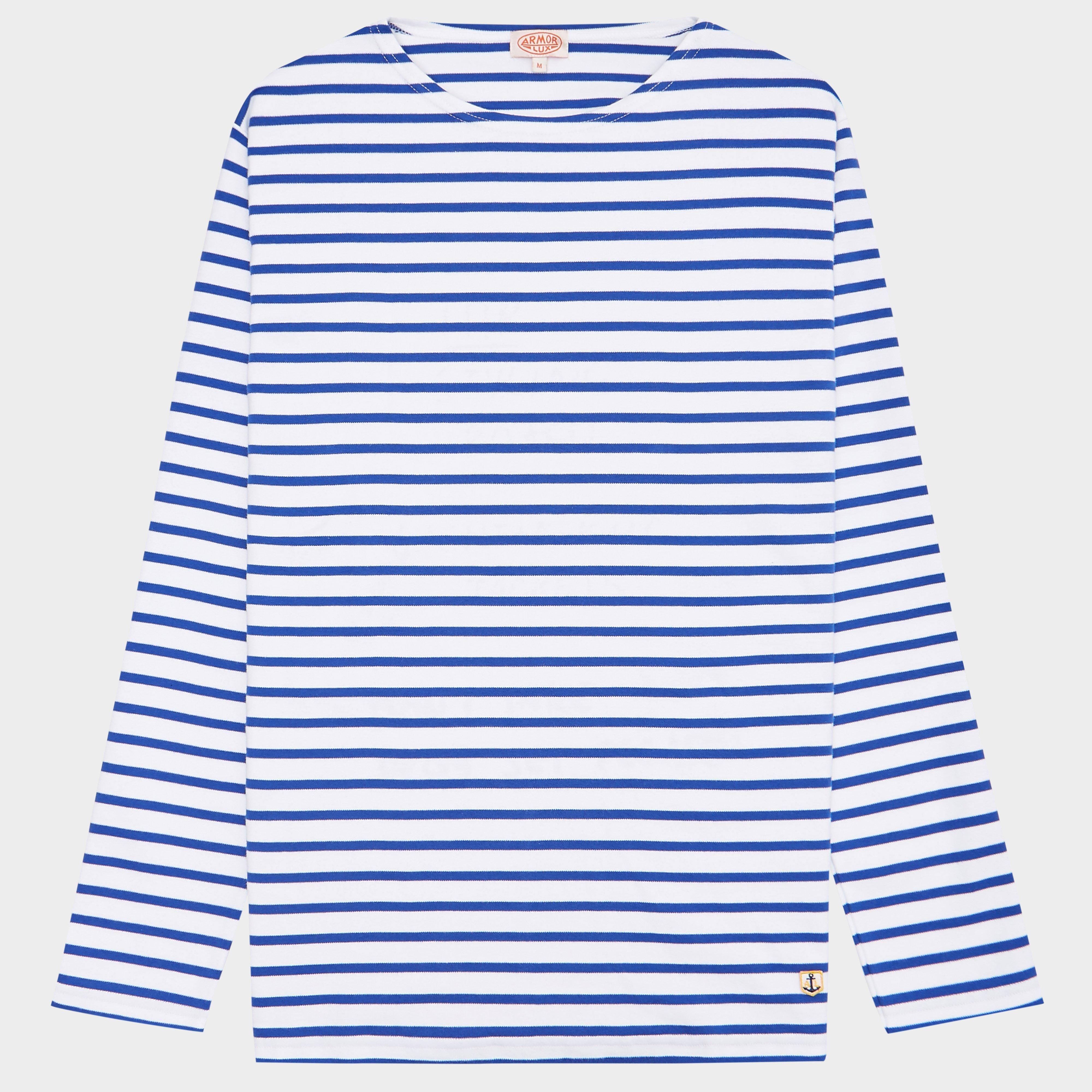 Armor Lux 02297 Long Sleeved Breton T-shirt