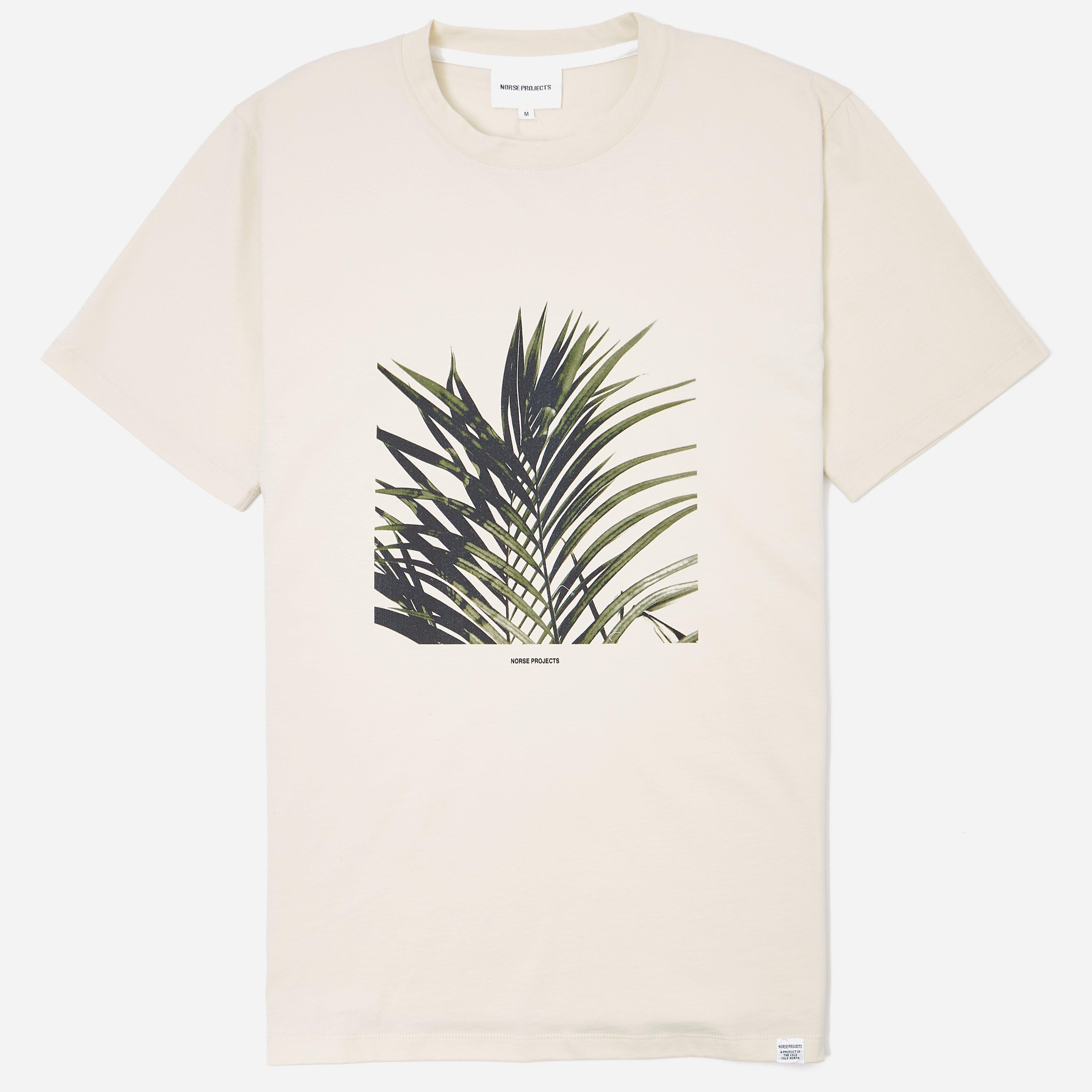 Norse Projects James Palm Print T-shirt