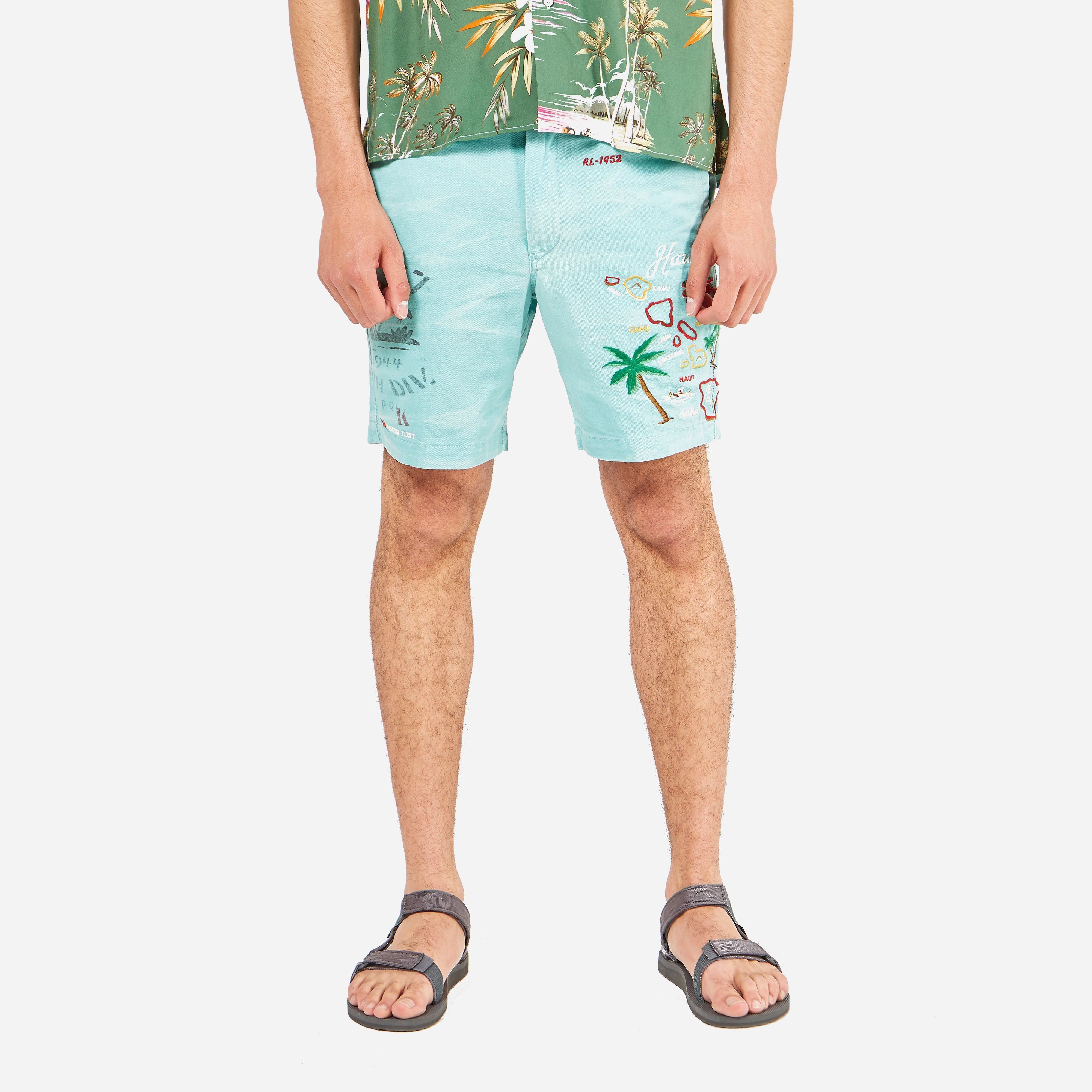 Polo Ralph Lauren Flat Shorts