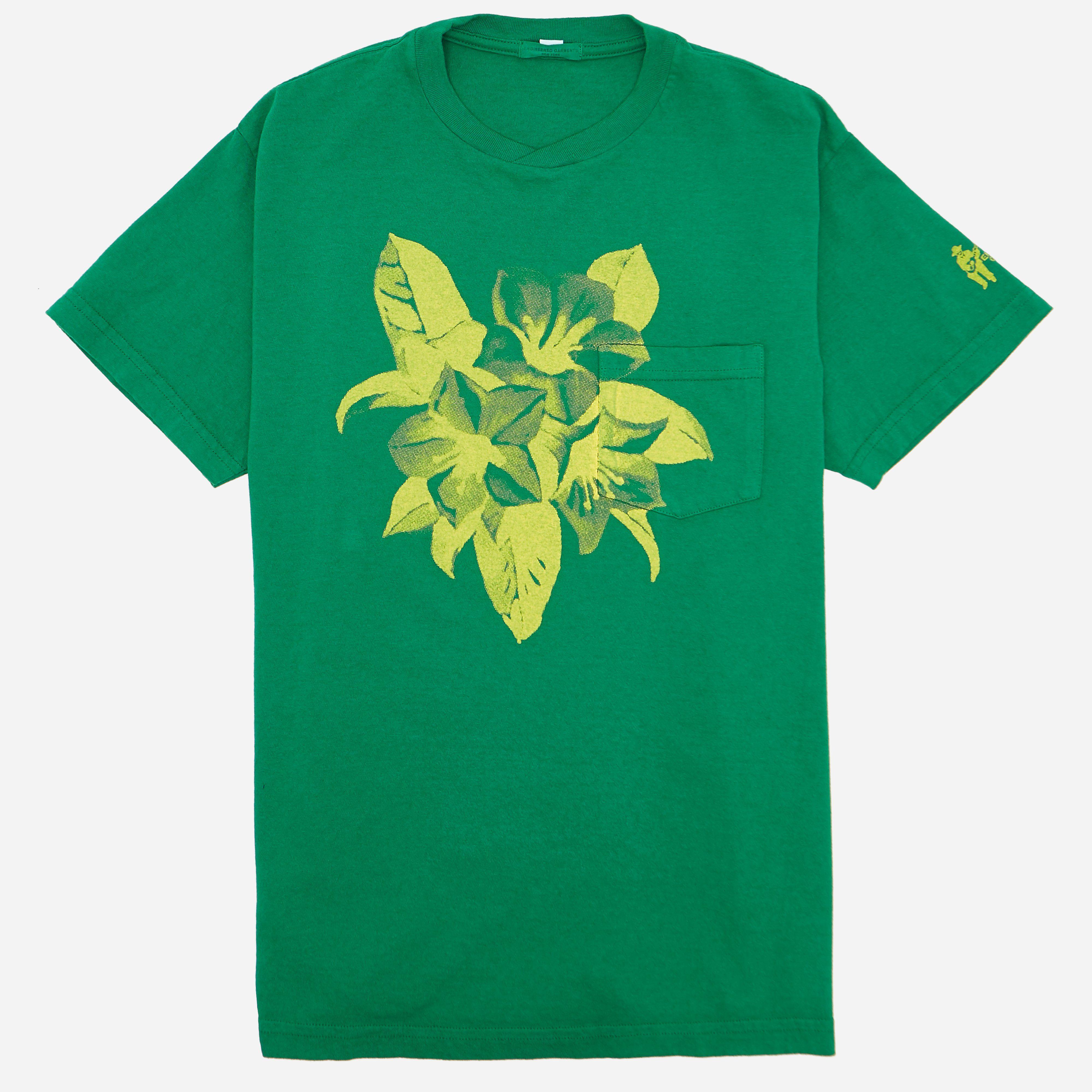 Engineered Garments Kelly Floral Printed T-shirt
