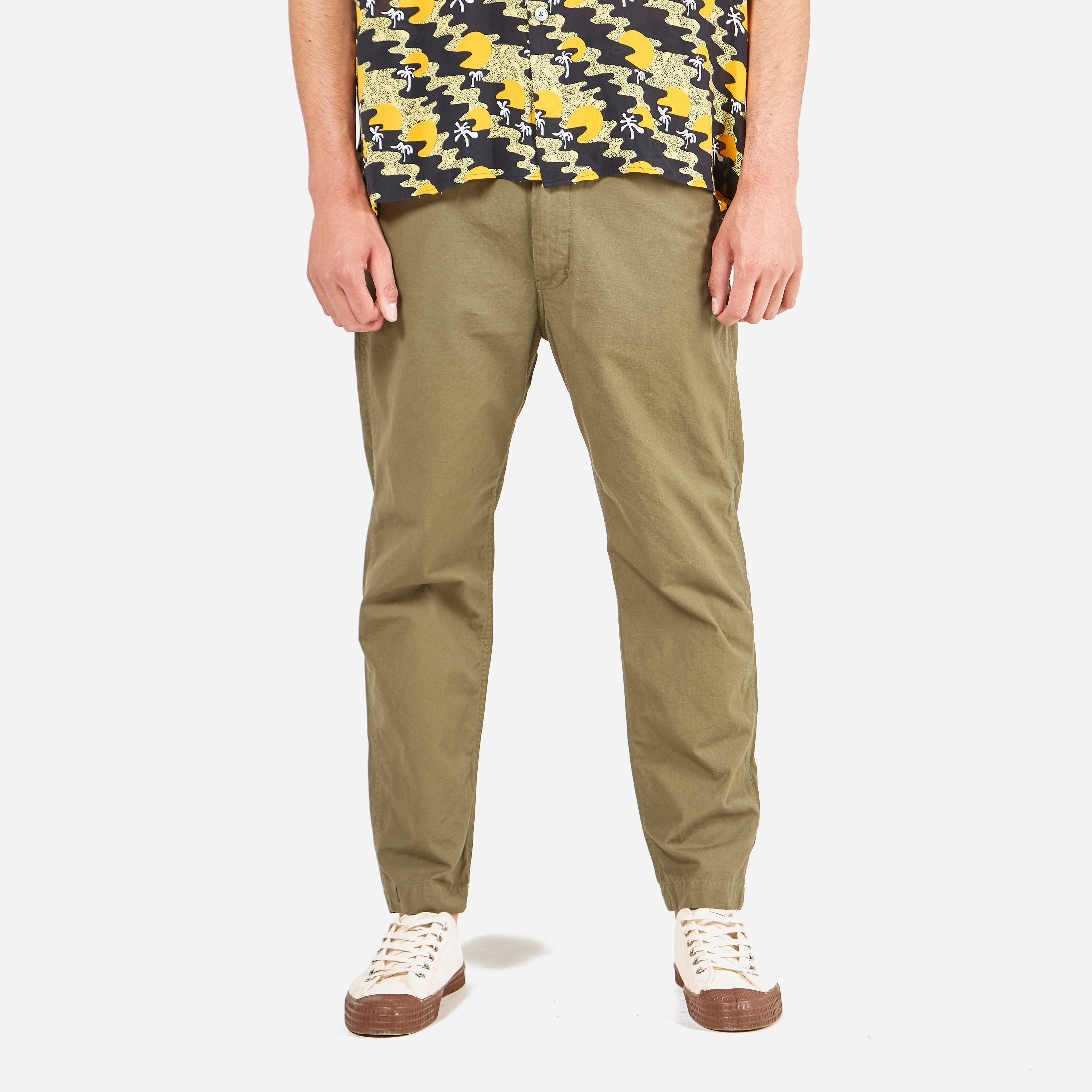 orSlow Ripstop New Yorker Pant