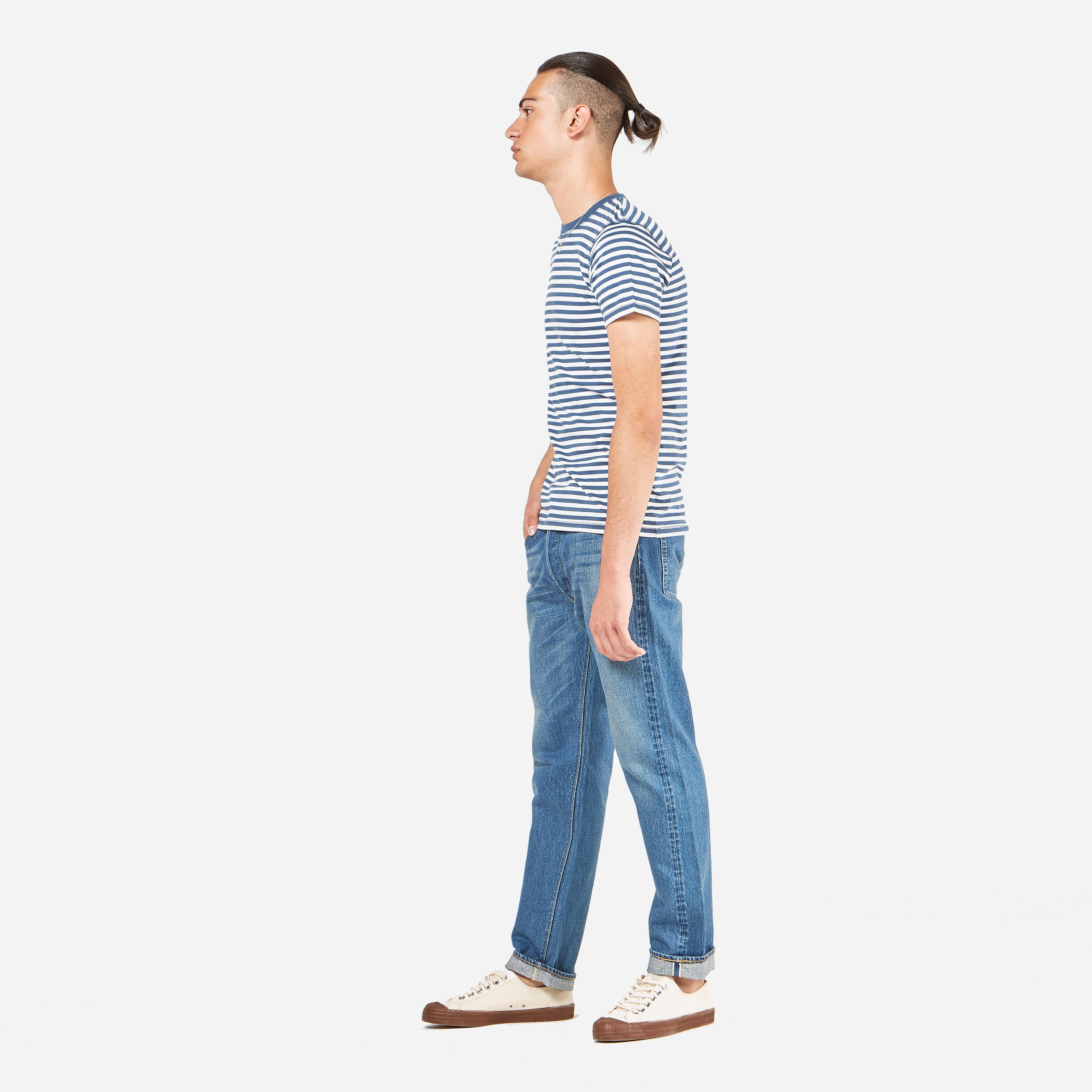 orSlow 105 Standard Fit 2 Year Wash Selvedge Denim